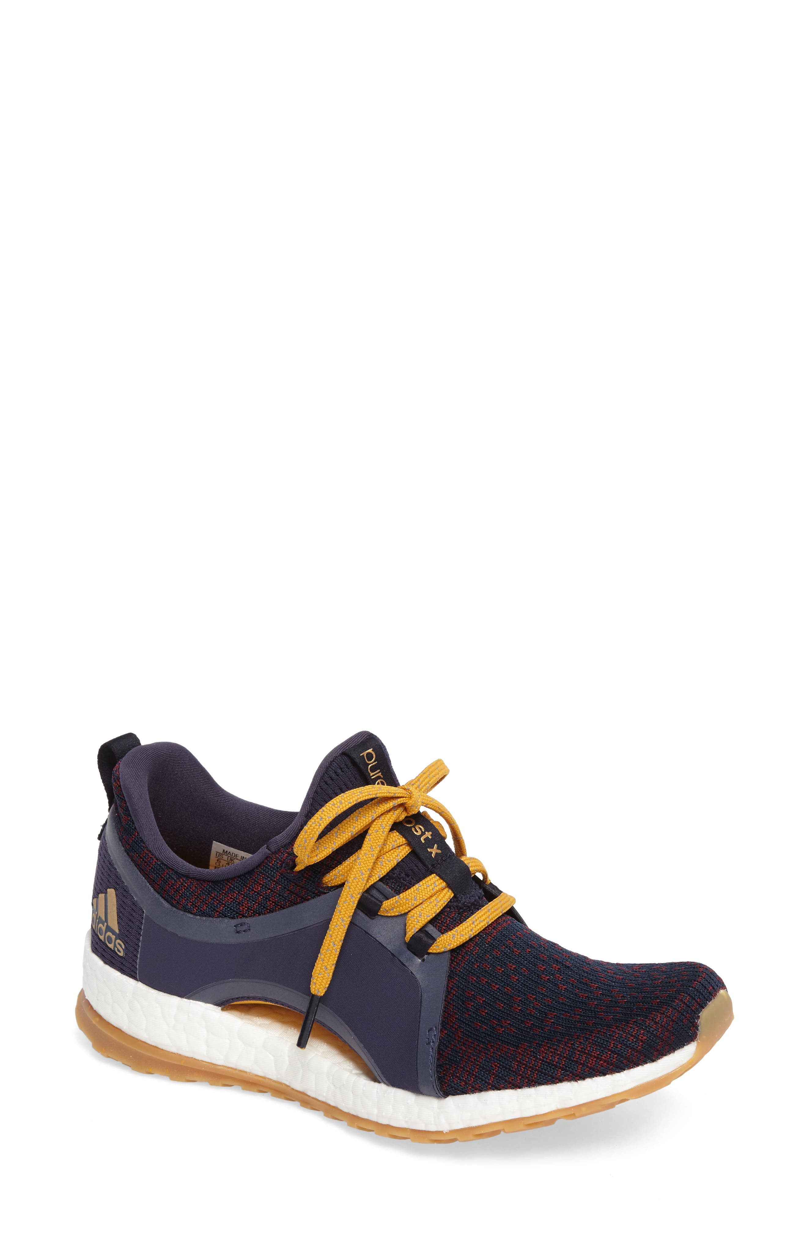 PureBoost X ATR Running Shoe,                             Main thumbnail 1, color,                             408