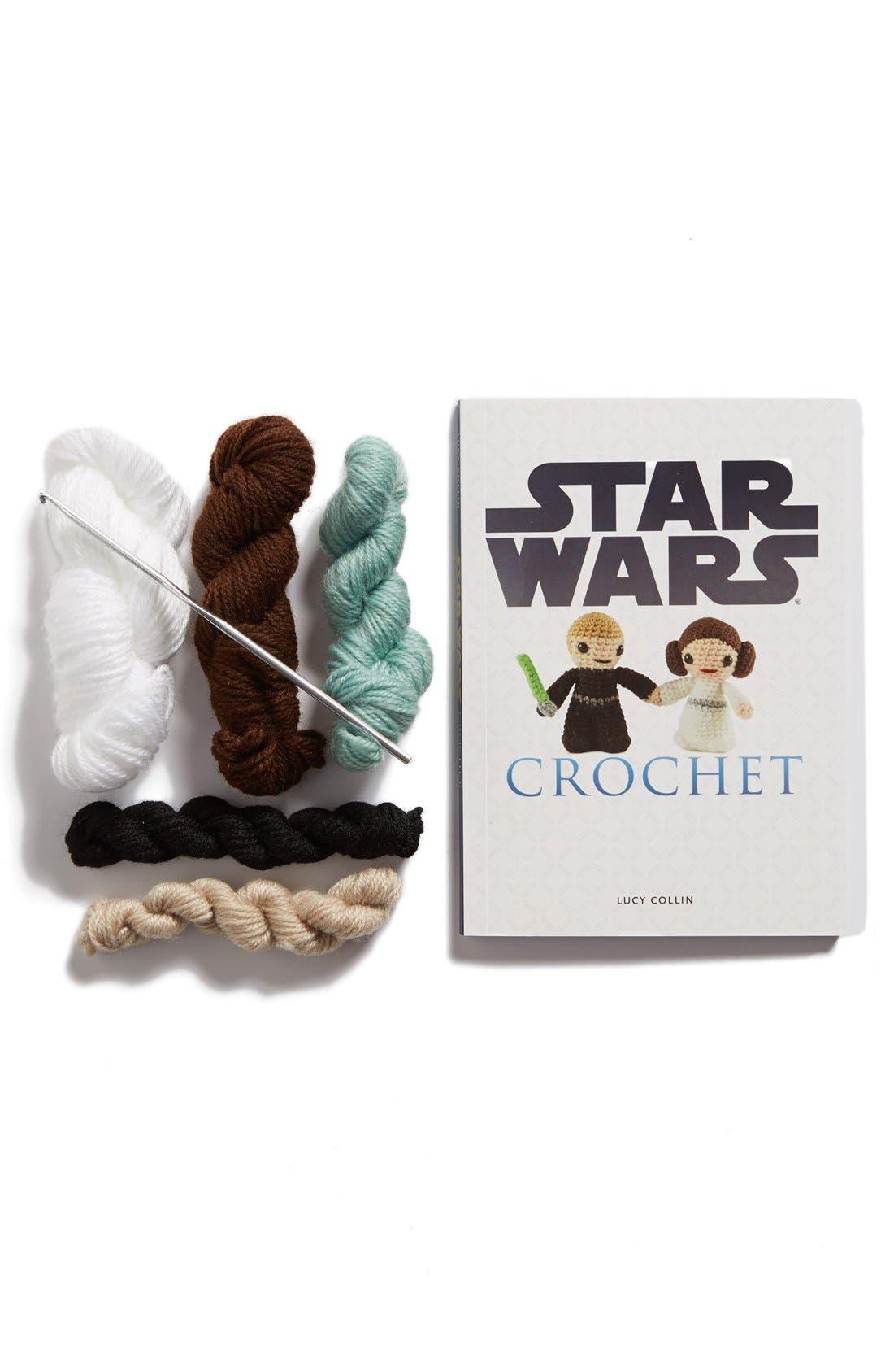 'Star Wars Crochet' Book & Kit,                             Alternate thumbnail 2, color,                             400