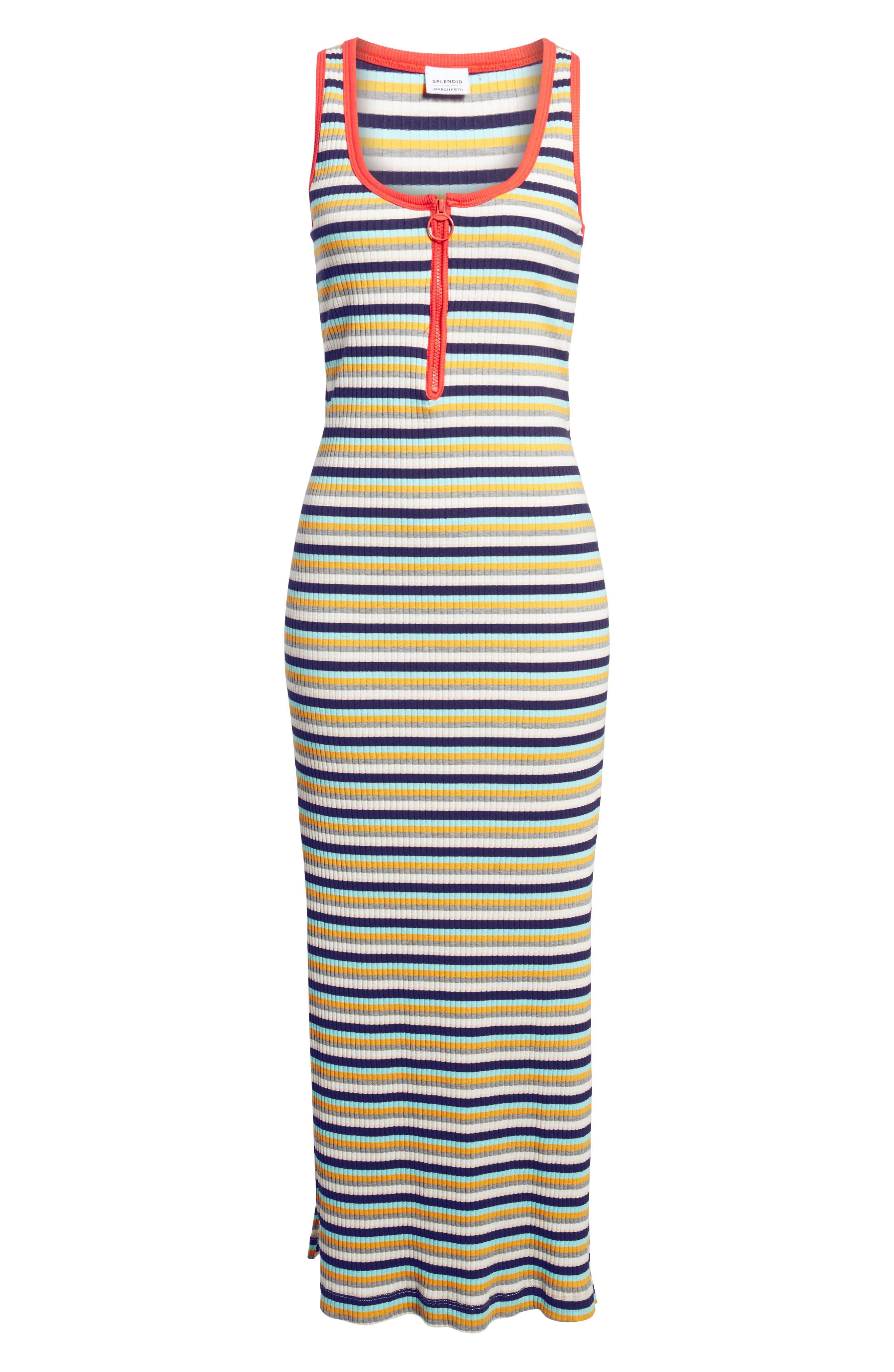 x Margherita Banda Maxi Dress,                             Alternate thumbnail 7, color,