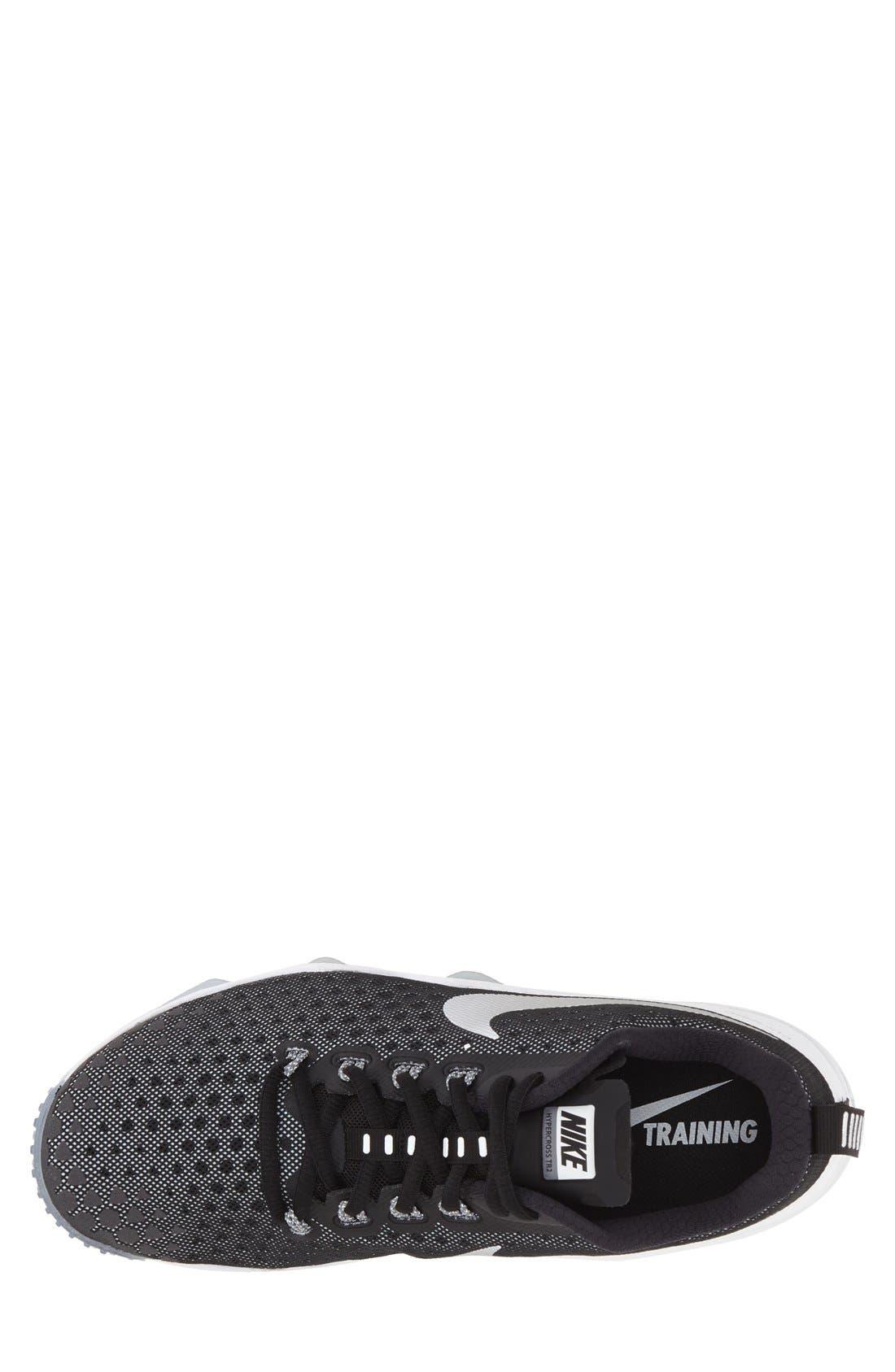 'Zoom Hypercross TR2' Training Shoe,                             Alternate thumbnail 3, color,                             001