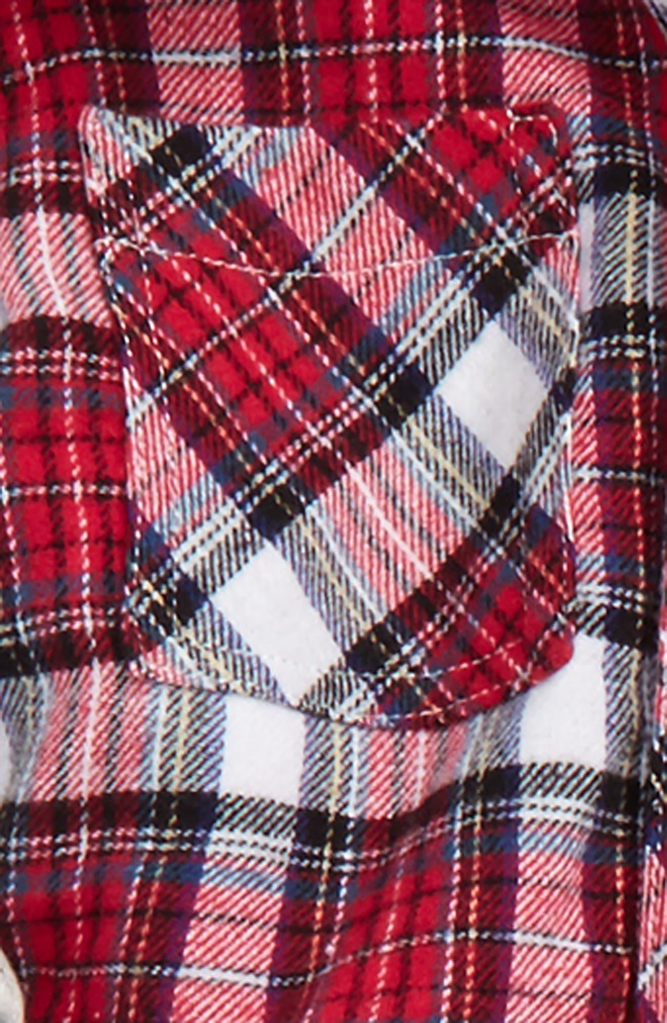 Thermal Tee, Hoodie & Sweatpants,                             Alternate thumbnail 2, color,                             400