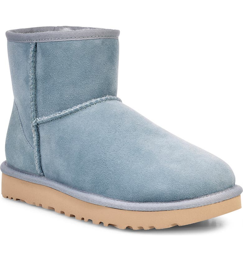 Savings UGG Classic Mini II Genuine Shearling Lined Boot (Women) Good purchase
