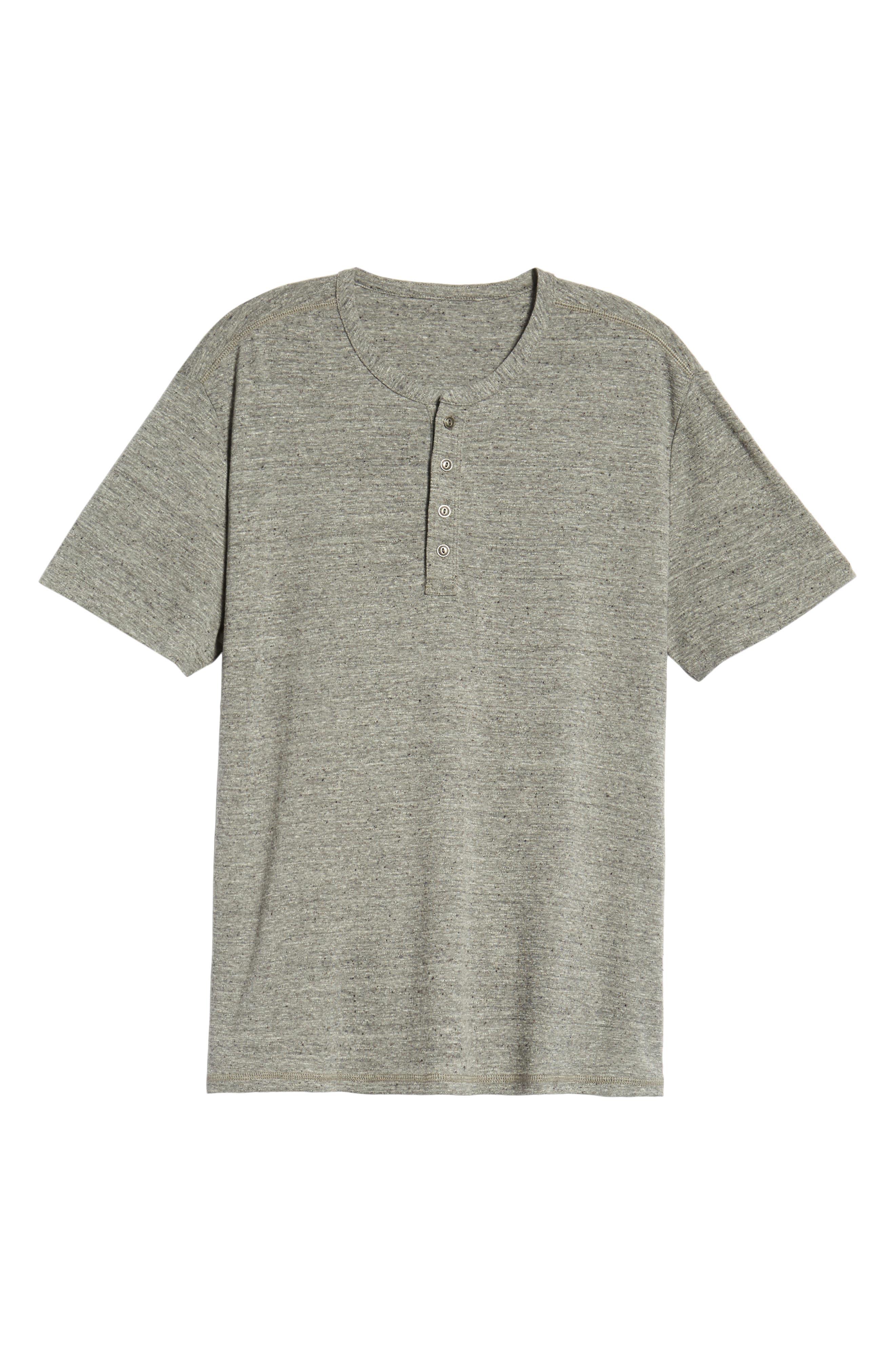 Nep Henley Shirt,                             Alternate thumbnail 6, color,                             021