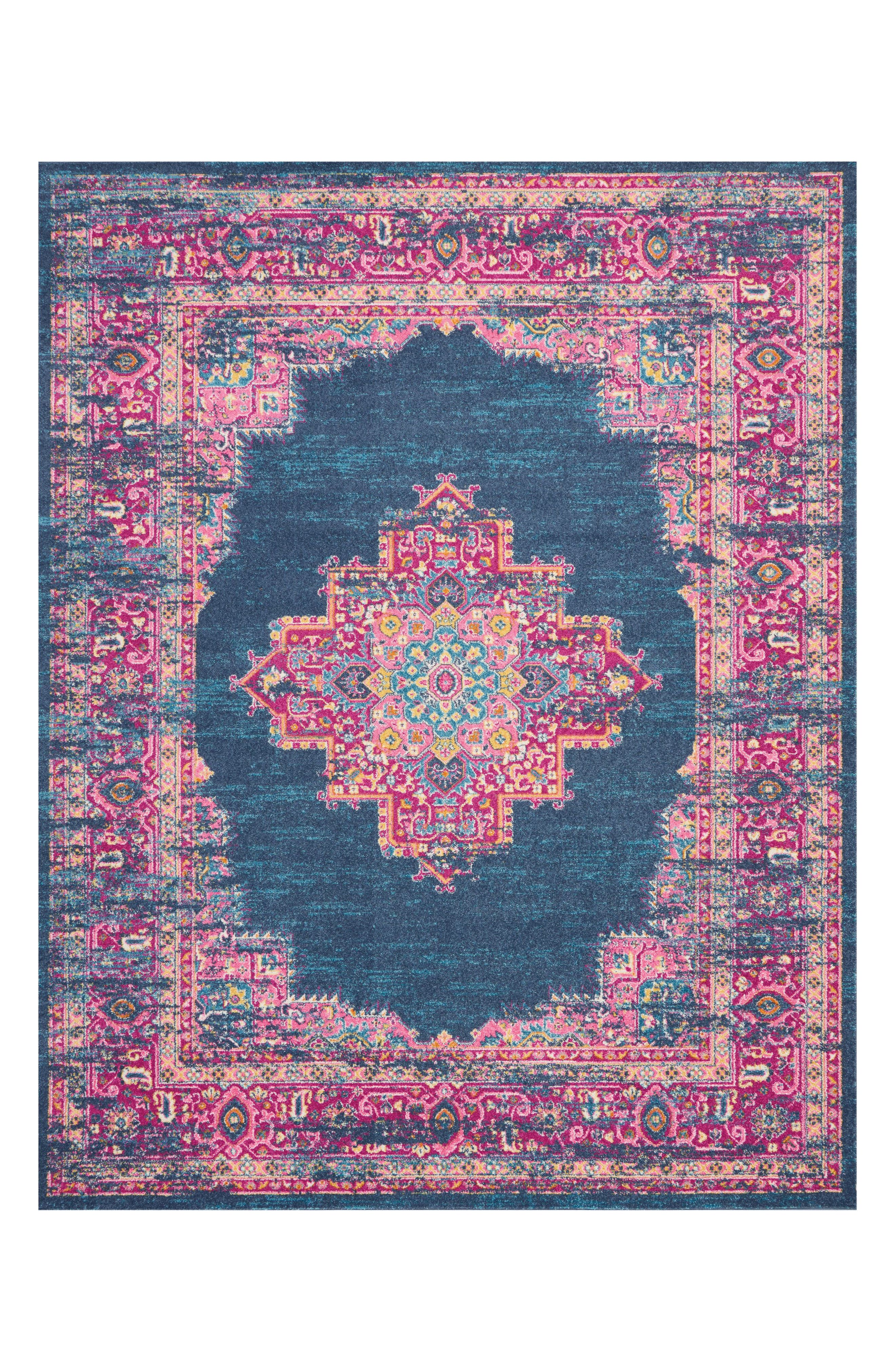 Passion Rug,                             Alternate thumbnail 14, color,