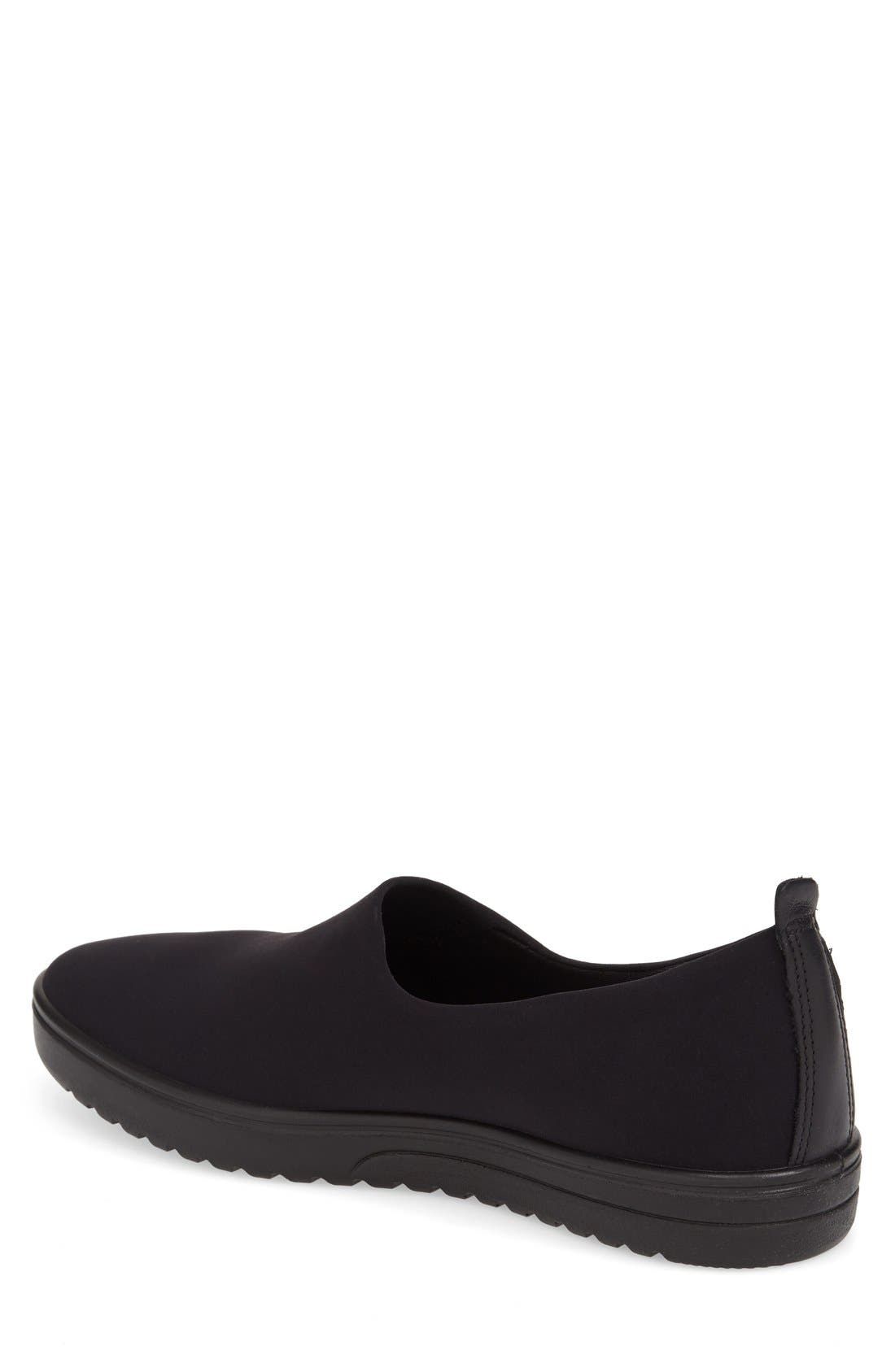 'Fara' Slip-On Sneaker,                             Alternate thumbnail 6, color,
