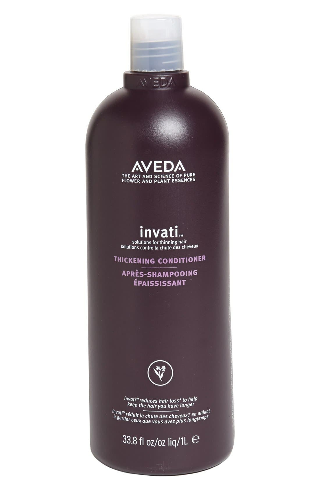 'invati<sup>™</sup>' Thickening Conditioner,                             Main thumbnail 1, color,                             000