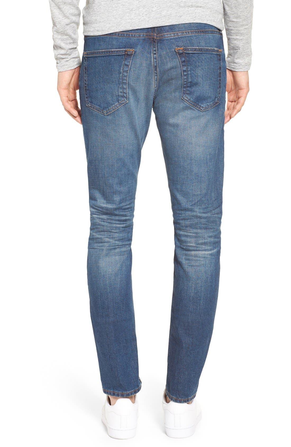AG,                             'Stockton' Skinny Fit Jeans,                             Alternate thumbnail 2, color,                             425