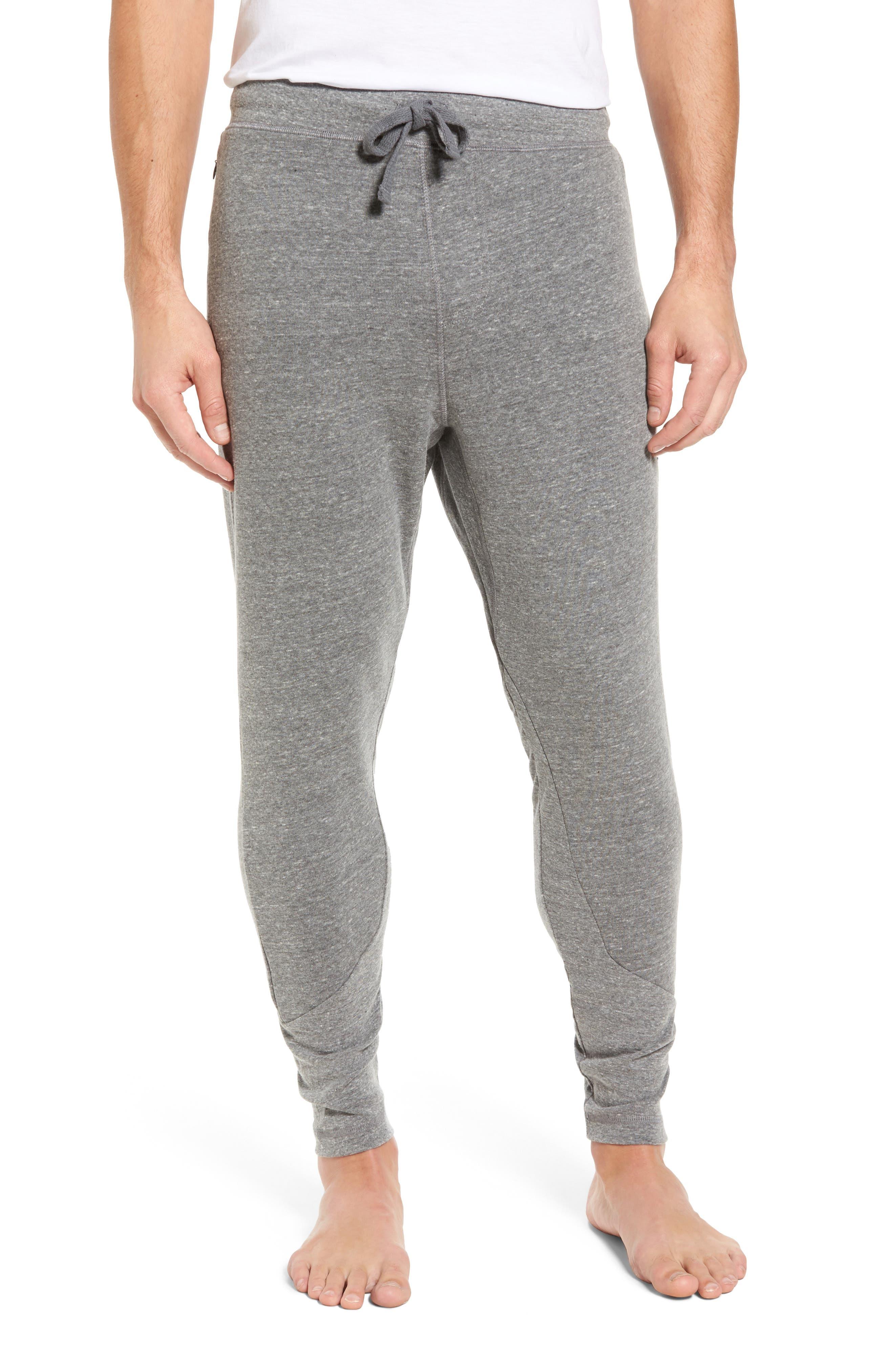 Zealous Slim Sweatpants,                         Main,                         color, GREY TRIBLEND
