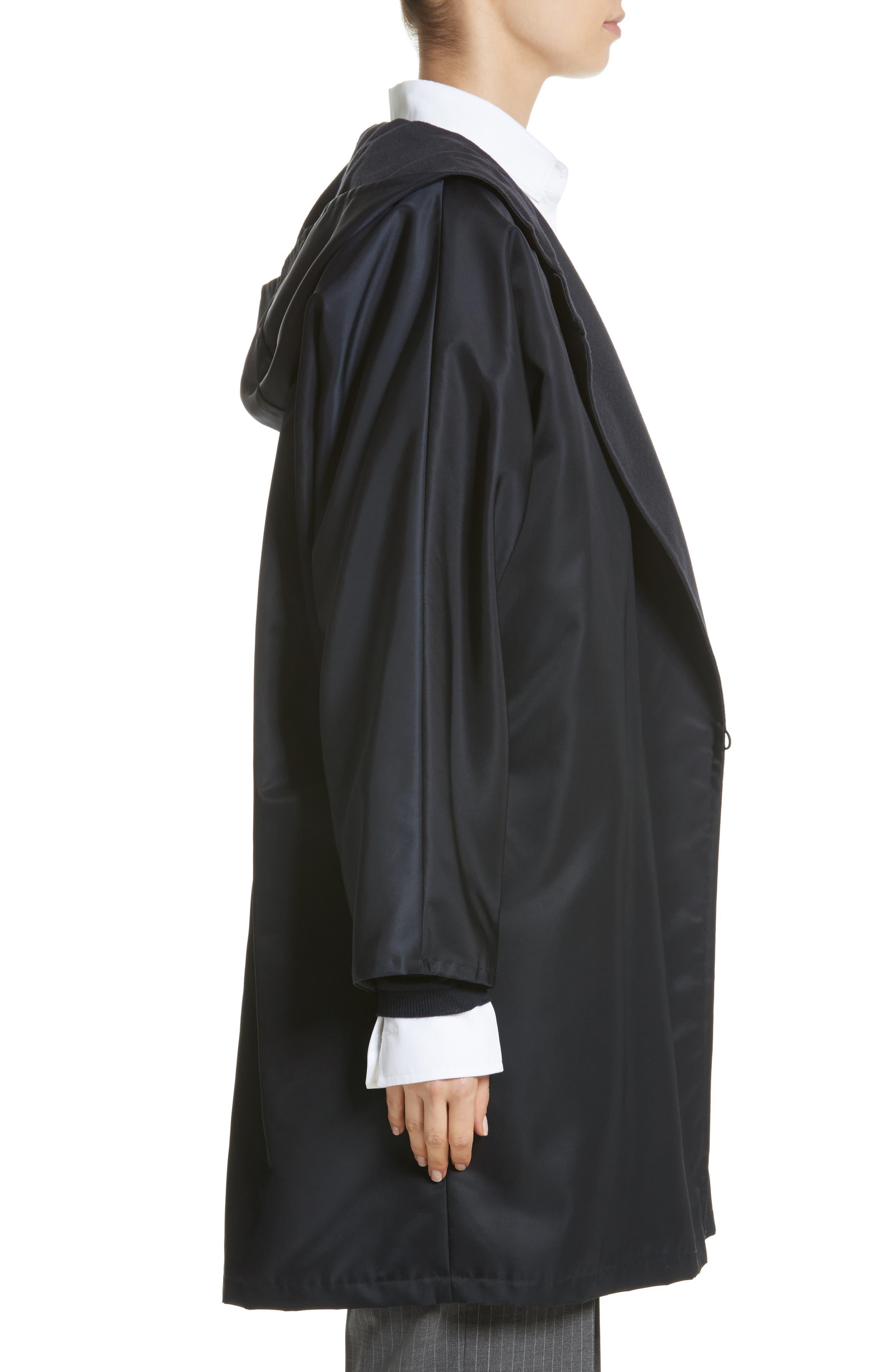 Jacopo Reversible Hooded Coat,                             Alternate thumbnail 4, color,