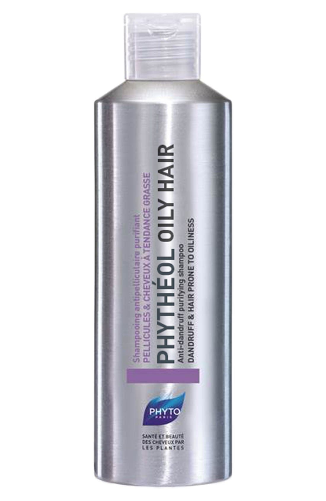 Phythéol Oily Hair Anti-Dandruff Purifying Shampoo,                         Main,                         color, NO COLOR