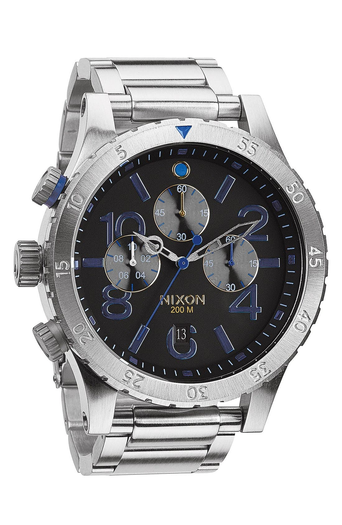 'The 48-20' Chronograph Watch, 48mm,                             Main thumbnail 7, color,