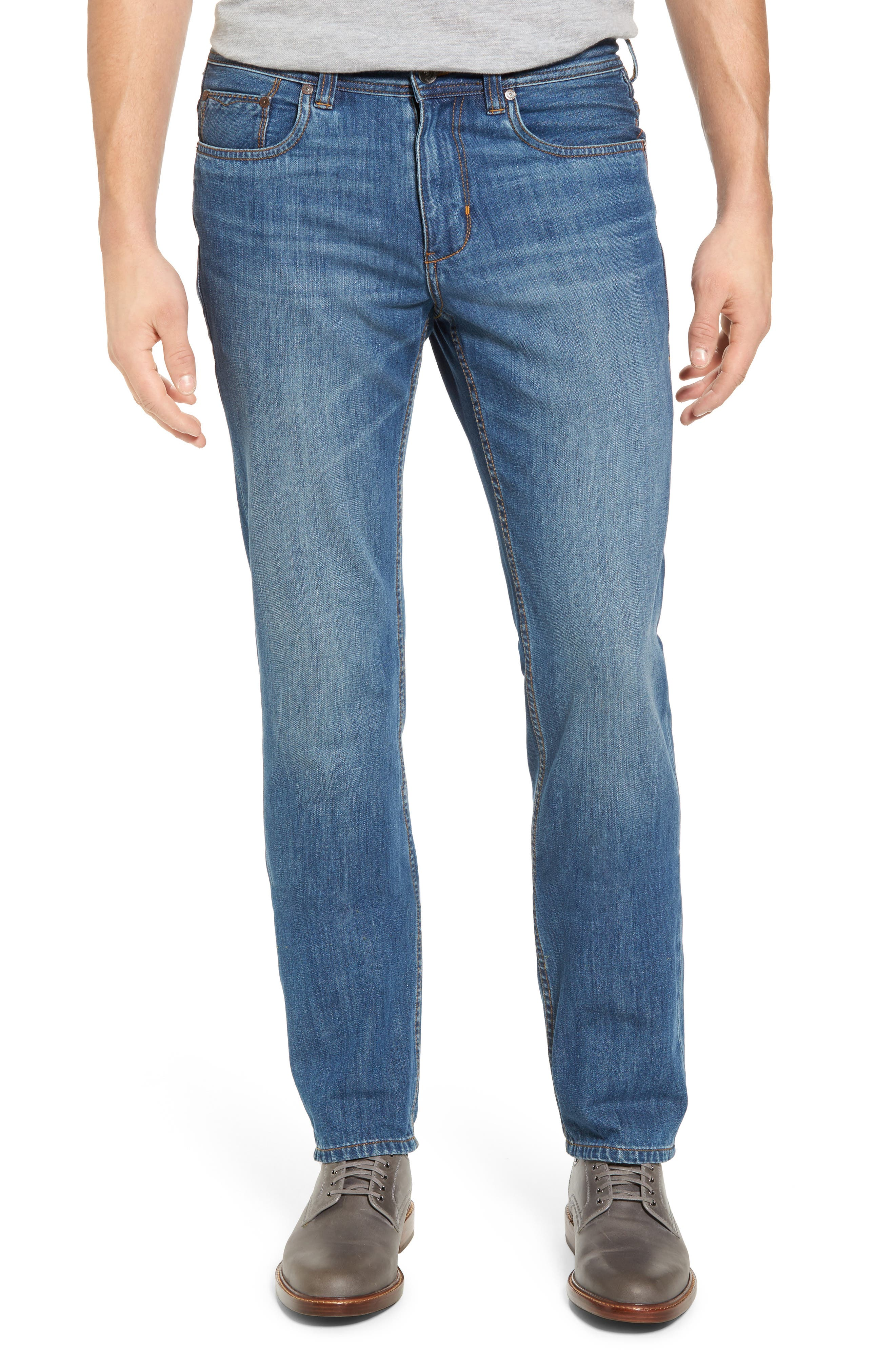 Bardabos Straight Leg Jeans,                         Main,                         color, 400