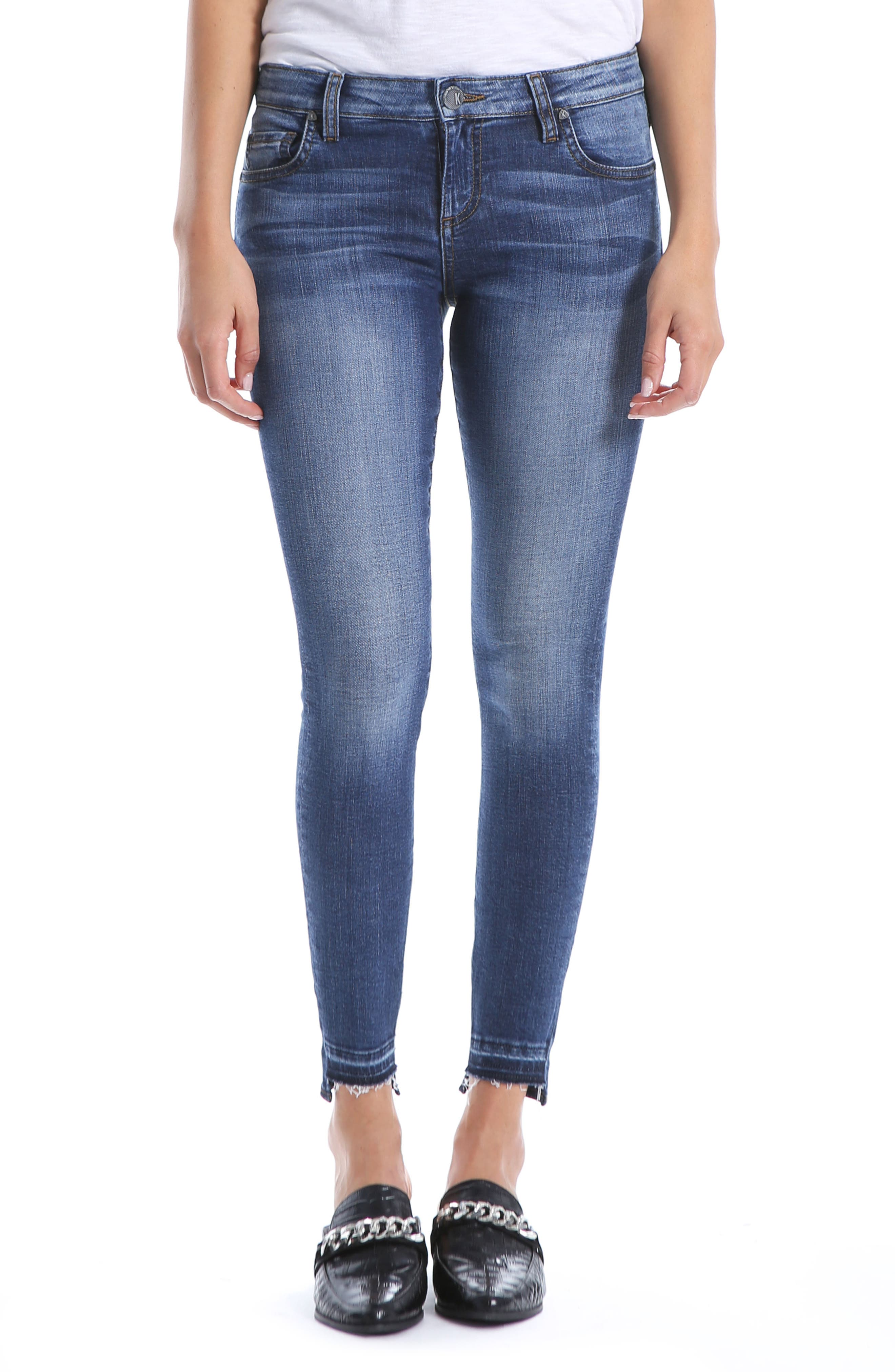 Connie Ankle Skinny Jeans,                             Main thumbnail 1, color,                             EMPATHIC