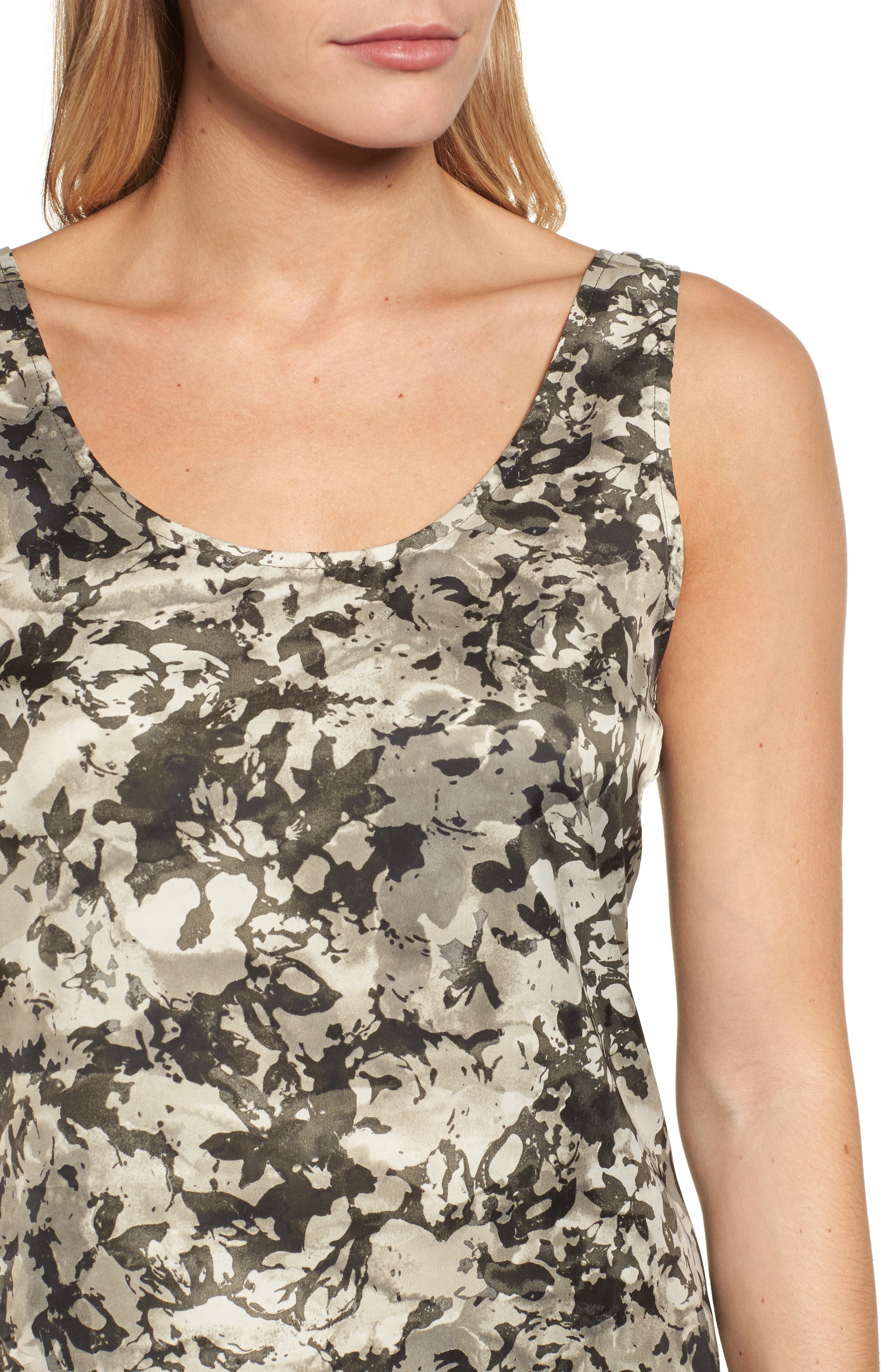 Low Scoop Tank,                             Alternate thumbnail 4, color,                             CAMOFOLIAGE-MUSLIN
