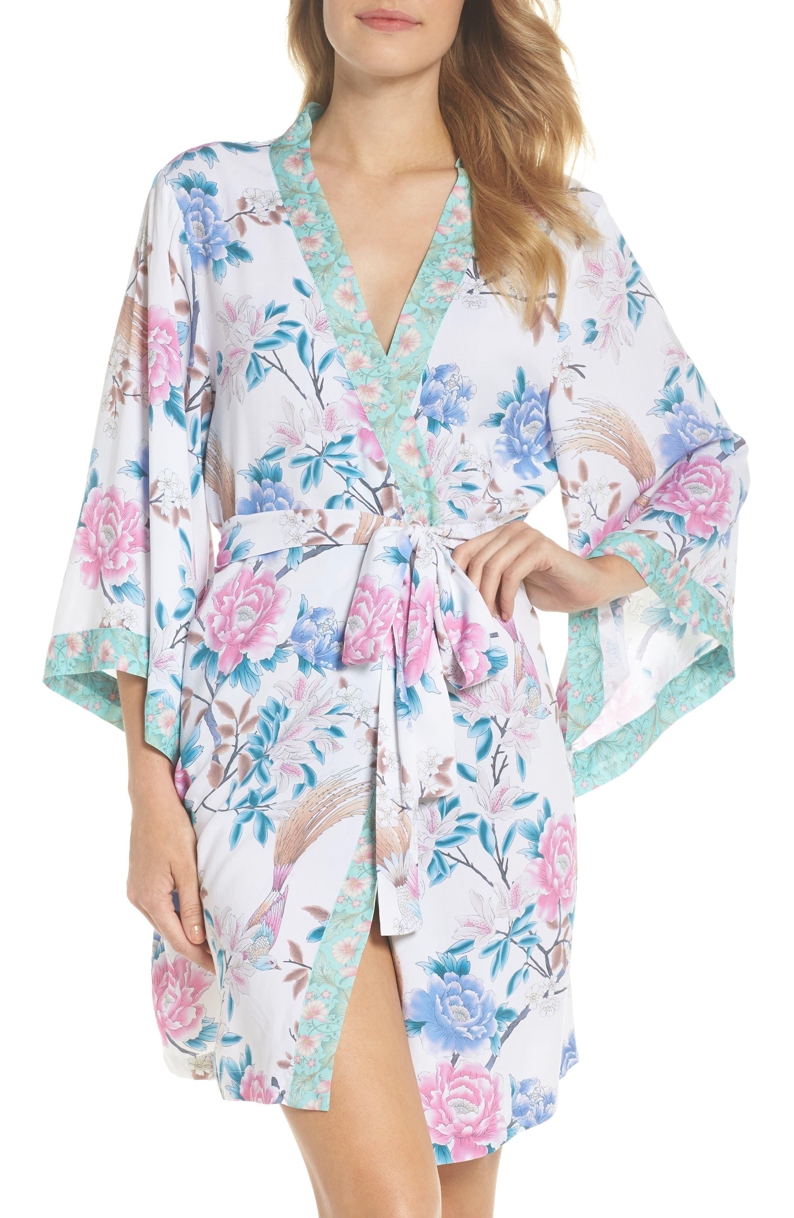 Talulah Boho Short Robe,                         Main,                         color, 900