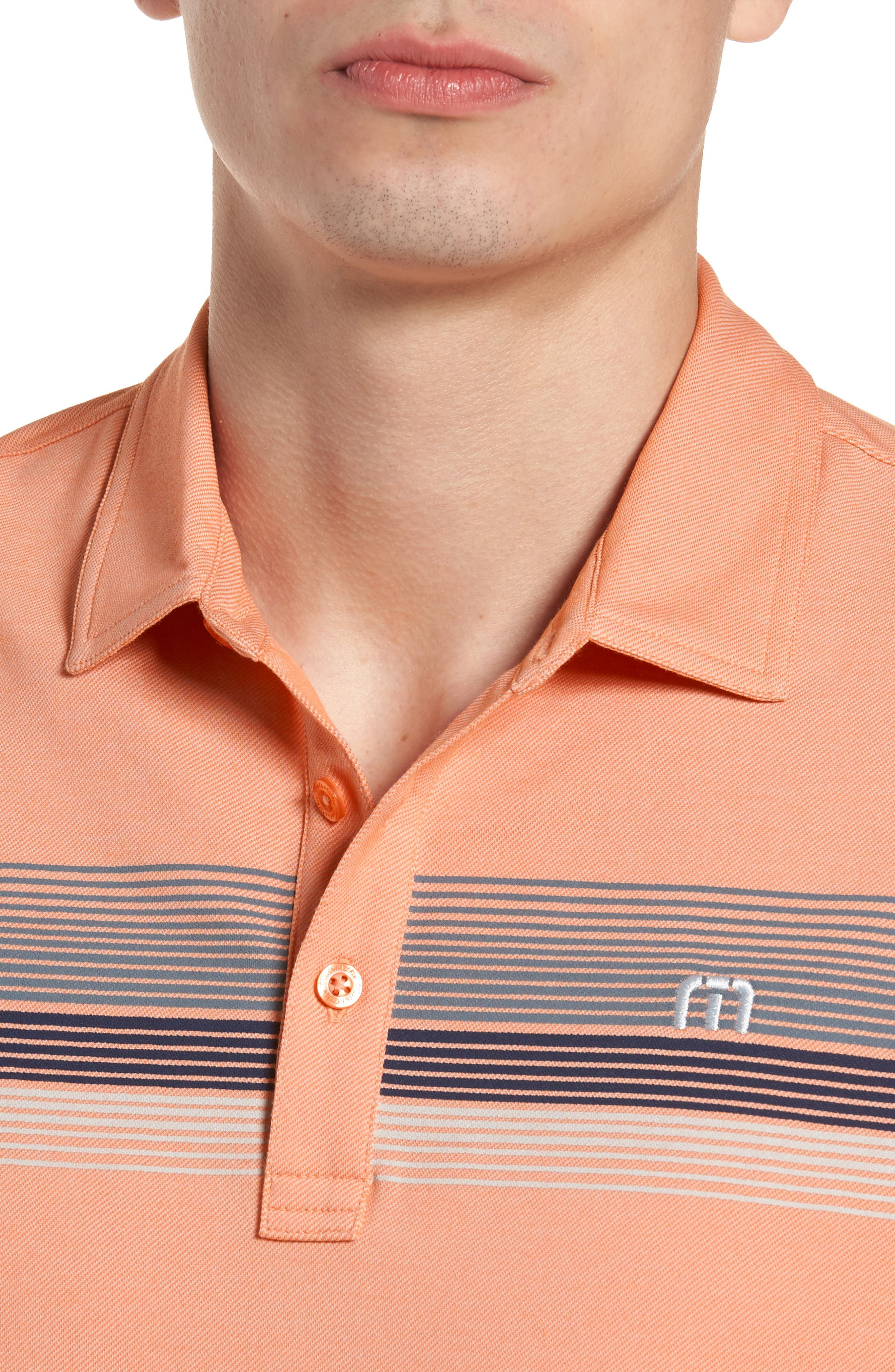 Happy Jelly Regular Fit Polo,                             Alternate thumbnail 4, color,                             650