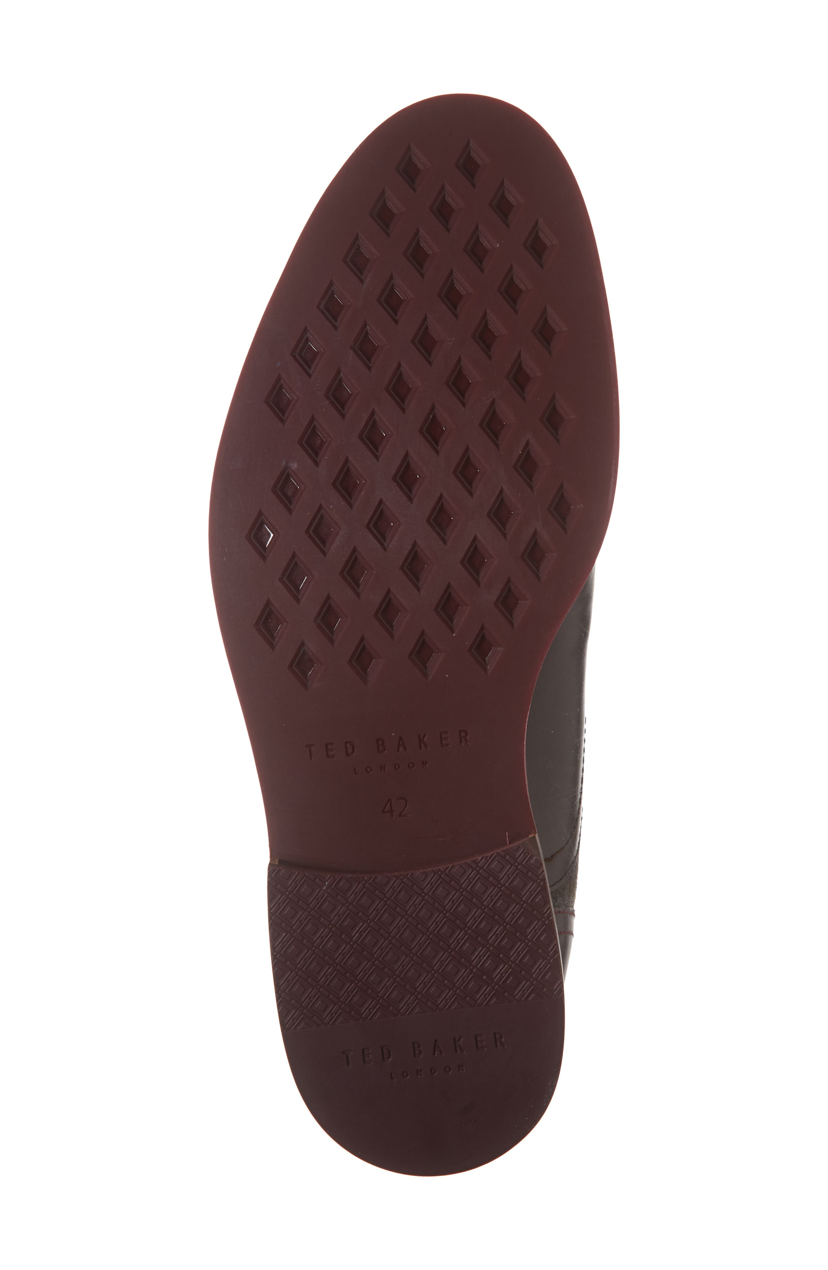 Axtoni Boot,                             Alternate thumbnail 6, color,                             BROWN LEATHER