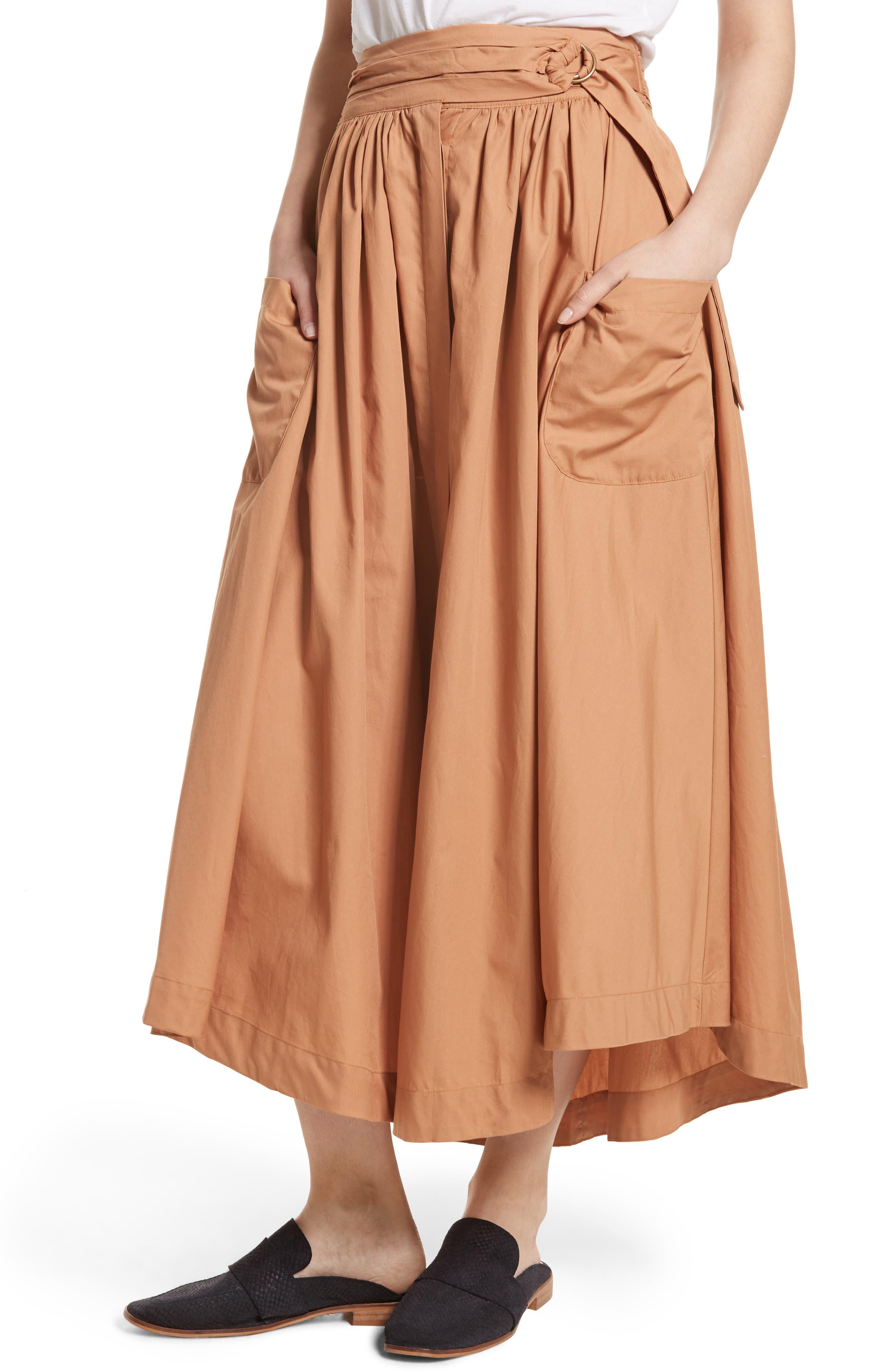 Dream of Me Midi Skirt,                             Alternate thumbnail 4, color,                             230