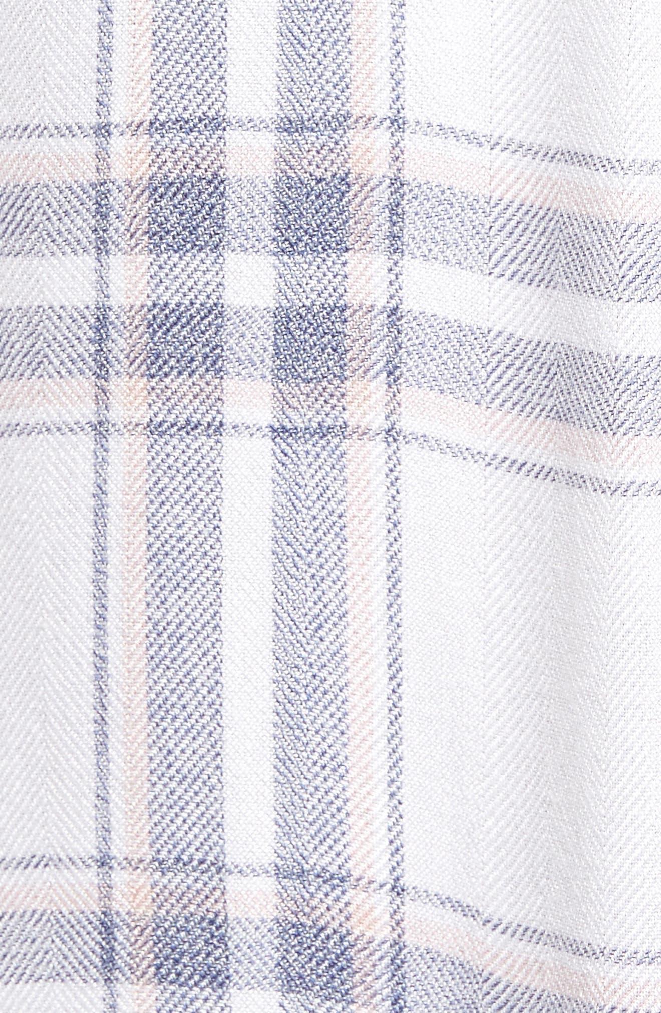 Hunter Plaid Shirt,                             Alternate thumbnail 643, color,