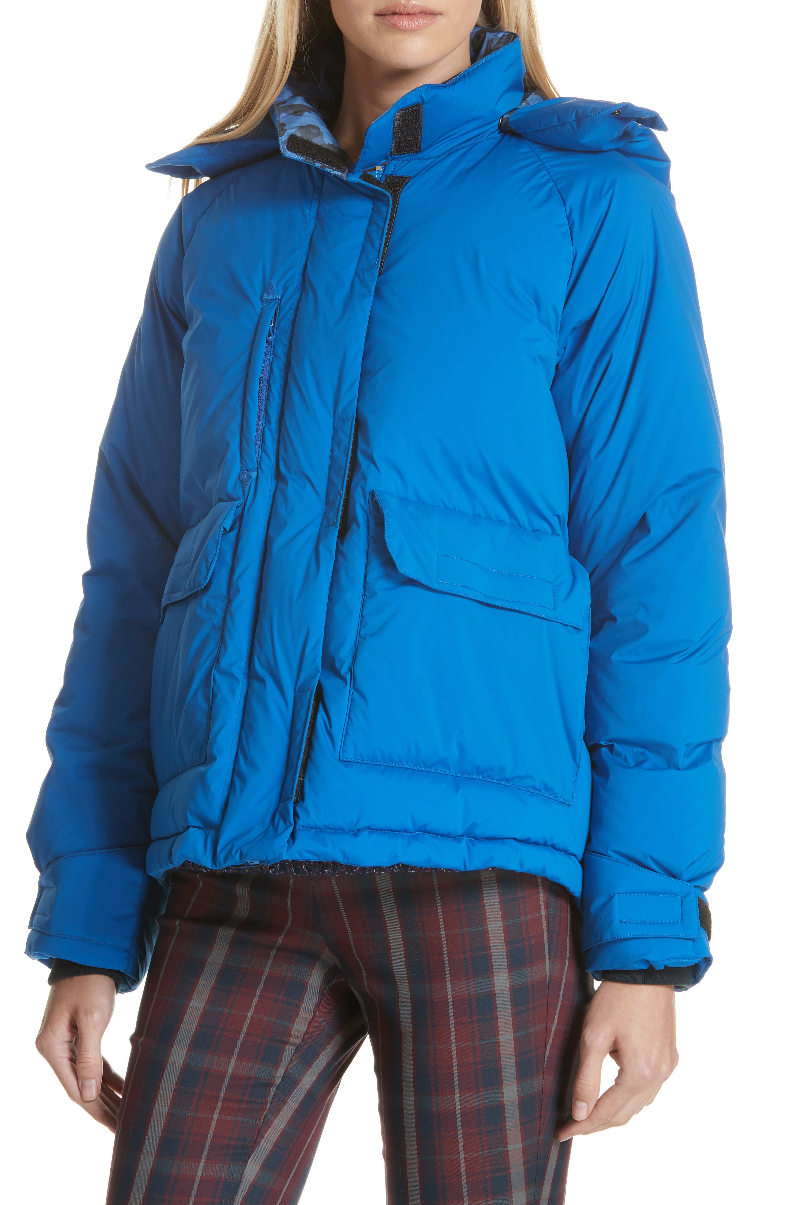 Aiden Puffer Coat,                             Alternate thumbnail 5, color,                             400