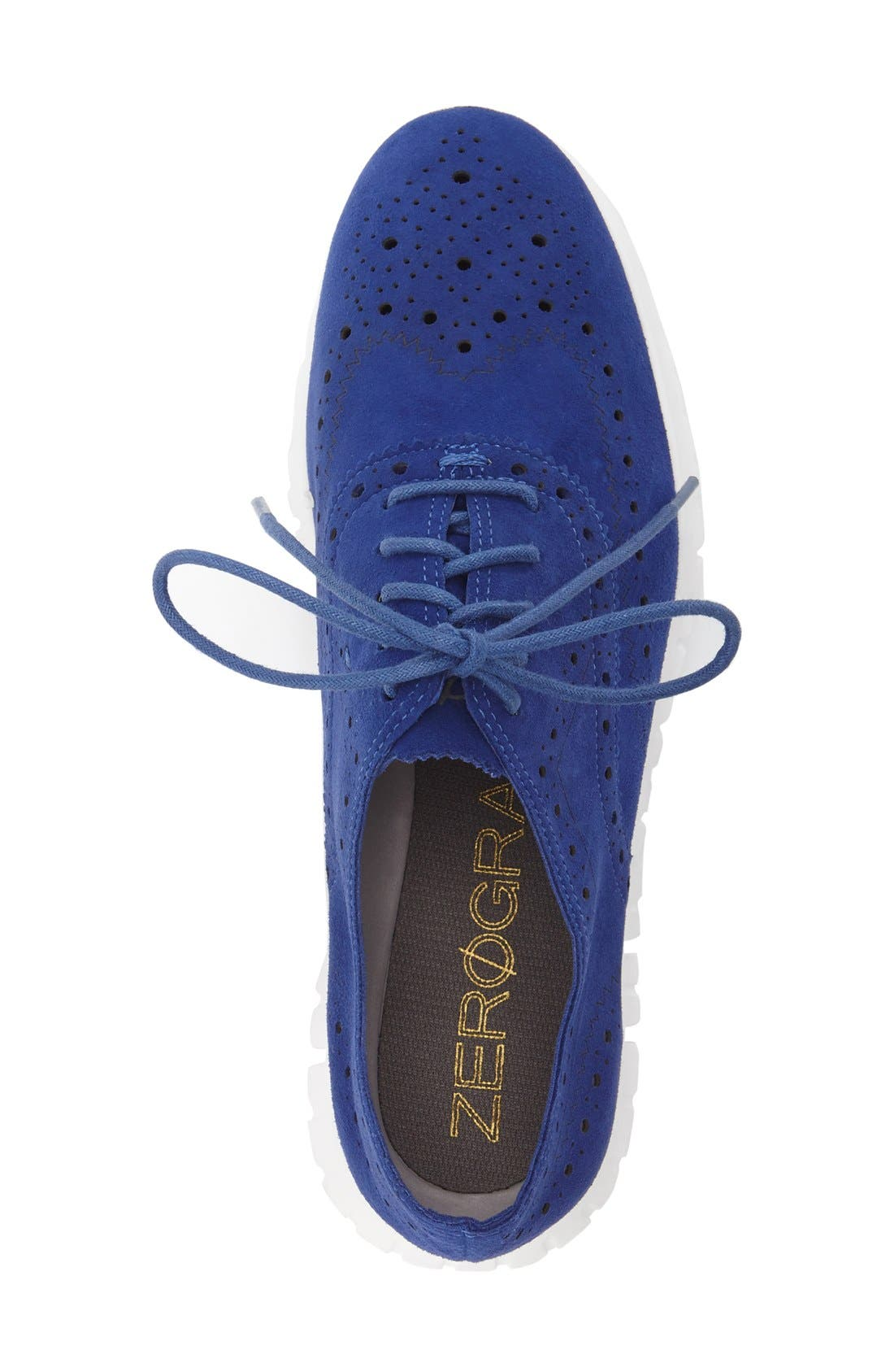 'ZeroGrand' Perforated Wingtip,                             Alternate thumbnail 78, color,