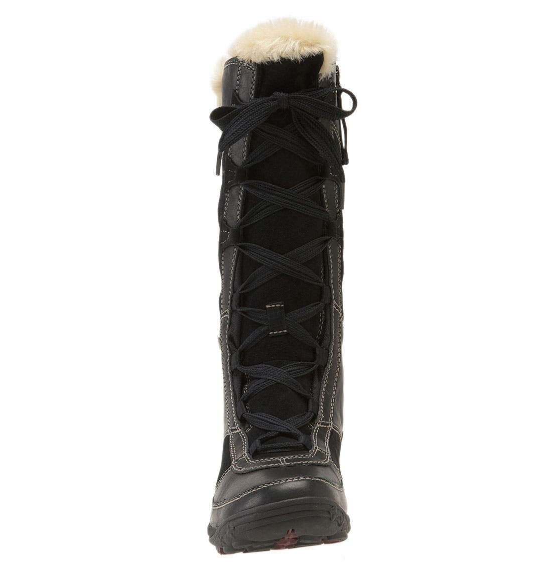 'Prevoz' Waterproof Tall Boot,                             Alternate thumbnail 2, color,                             001