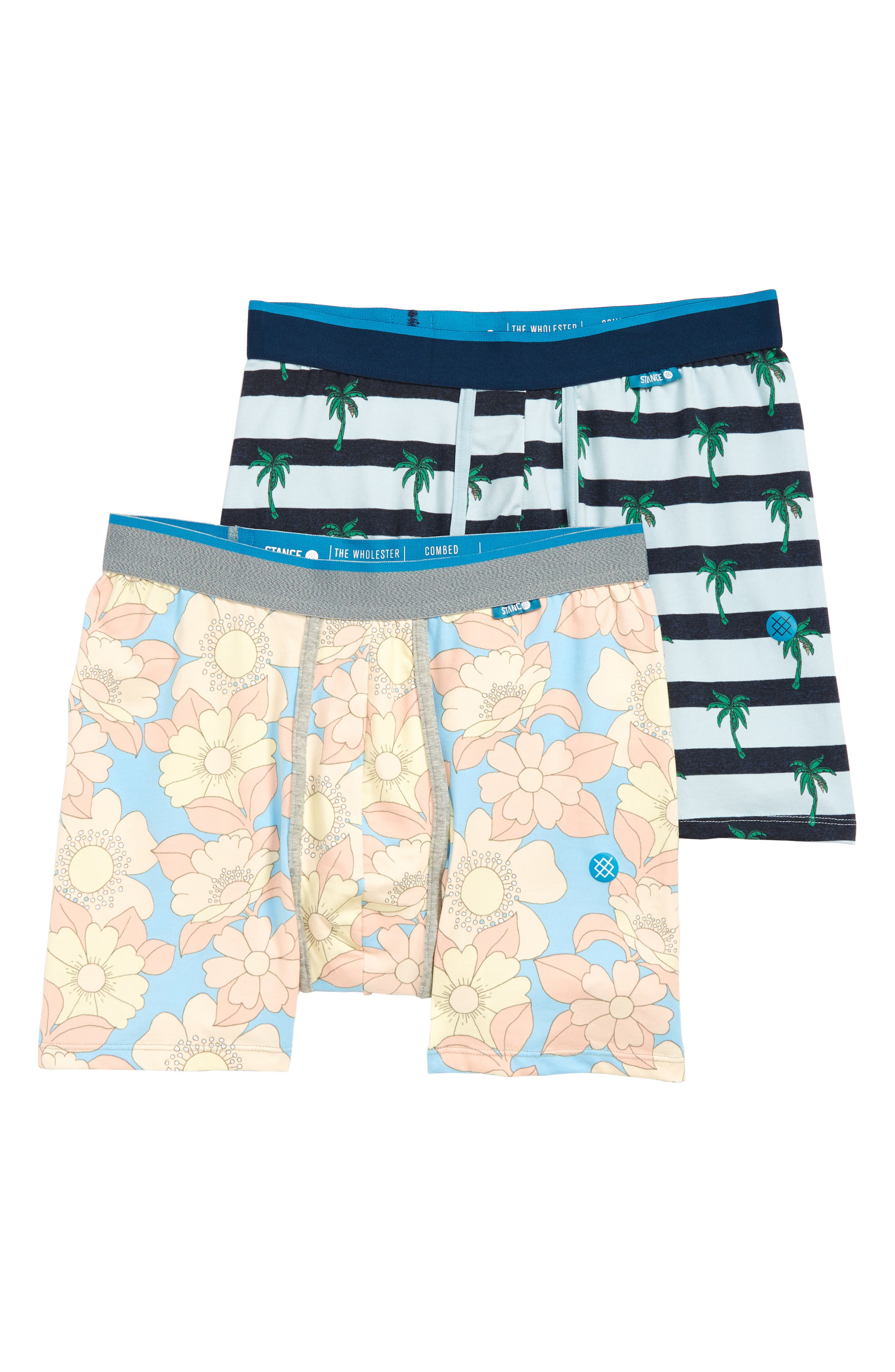 Wholester Island 2-Pack Boxer Briefs,                         Main,                         color, 400