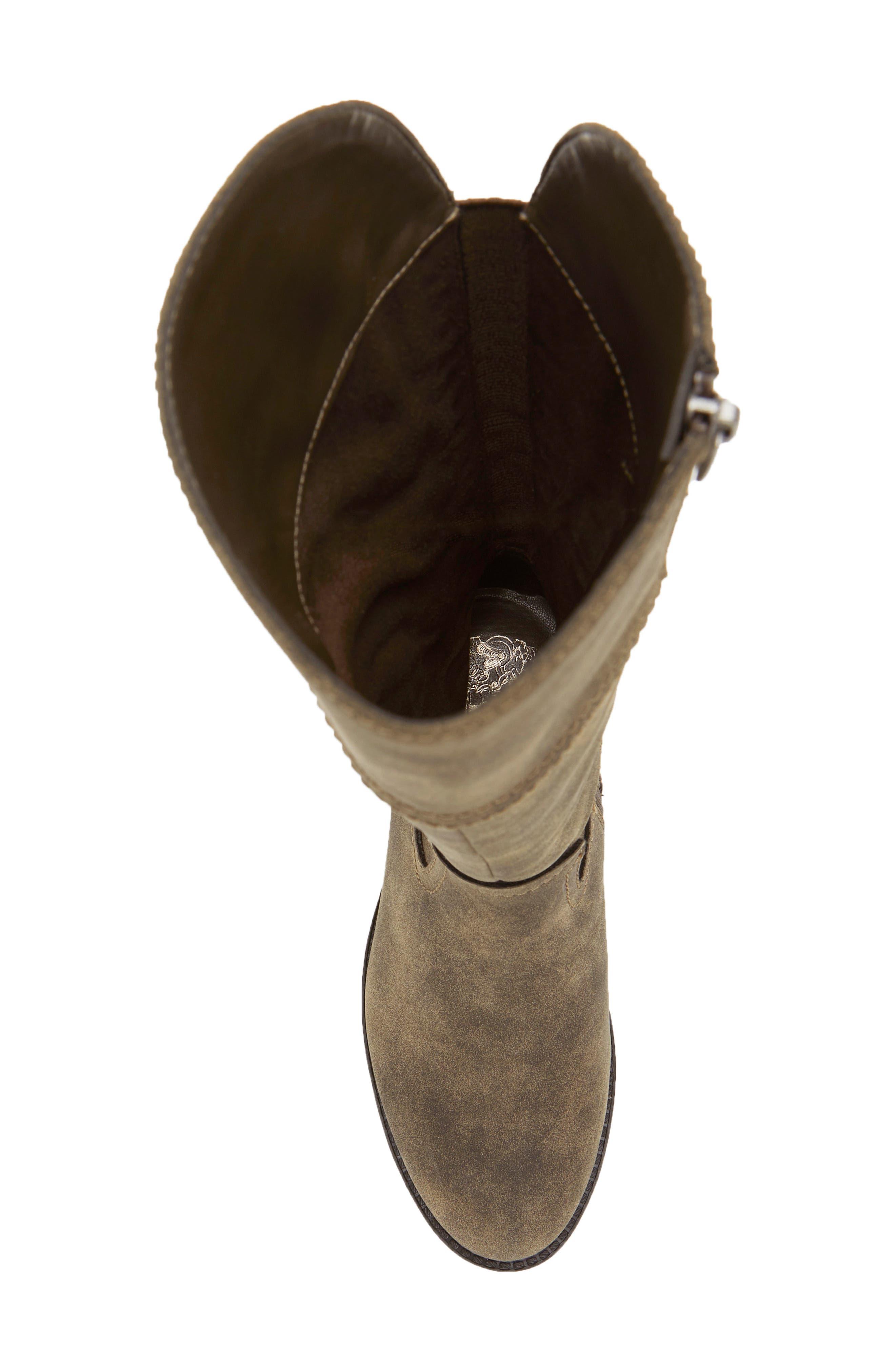 Beeja Boot,                             Alternate thumbnail 5, color,                             GRAVEL
