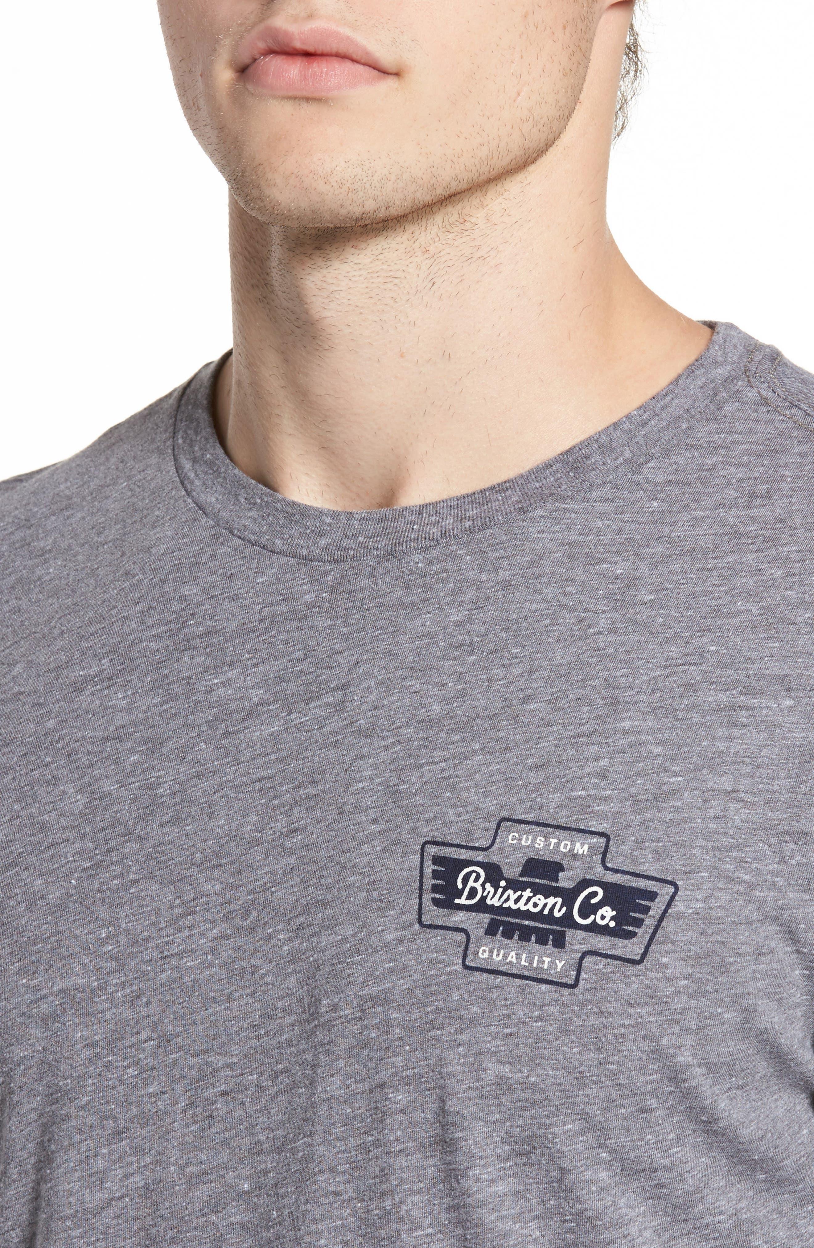 Federal Premium Graphic T-Shirt,                             Alternate thumbnail 4, color,                             054