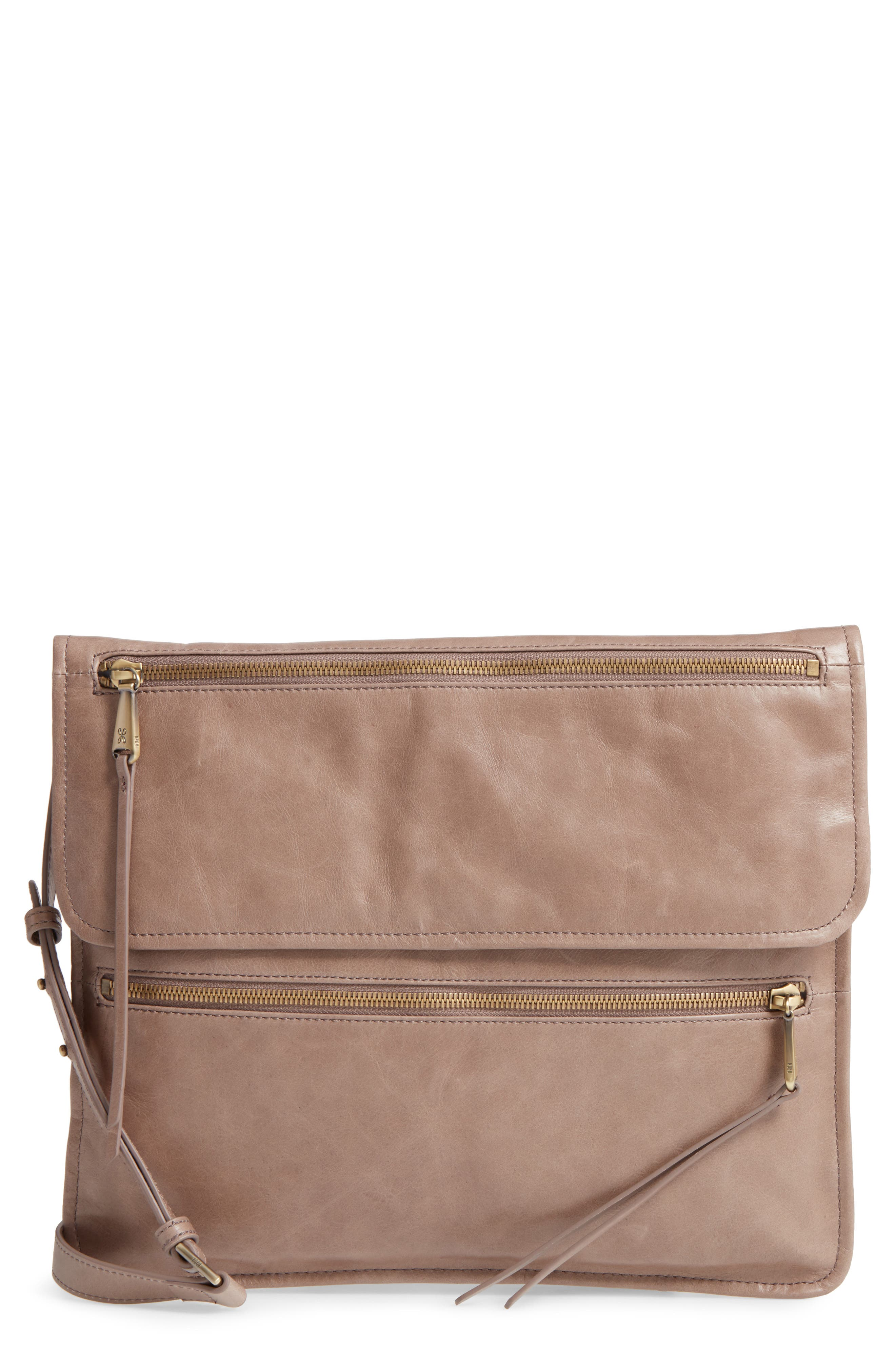 Vista Calfskin Leather Messenger Bag,                             Main thumbnail 2, color,