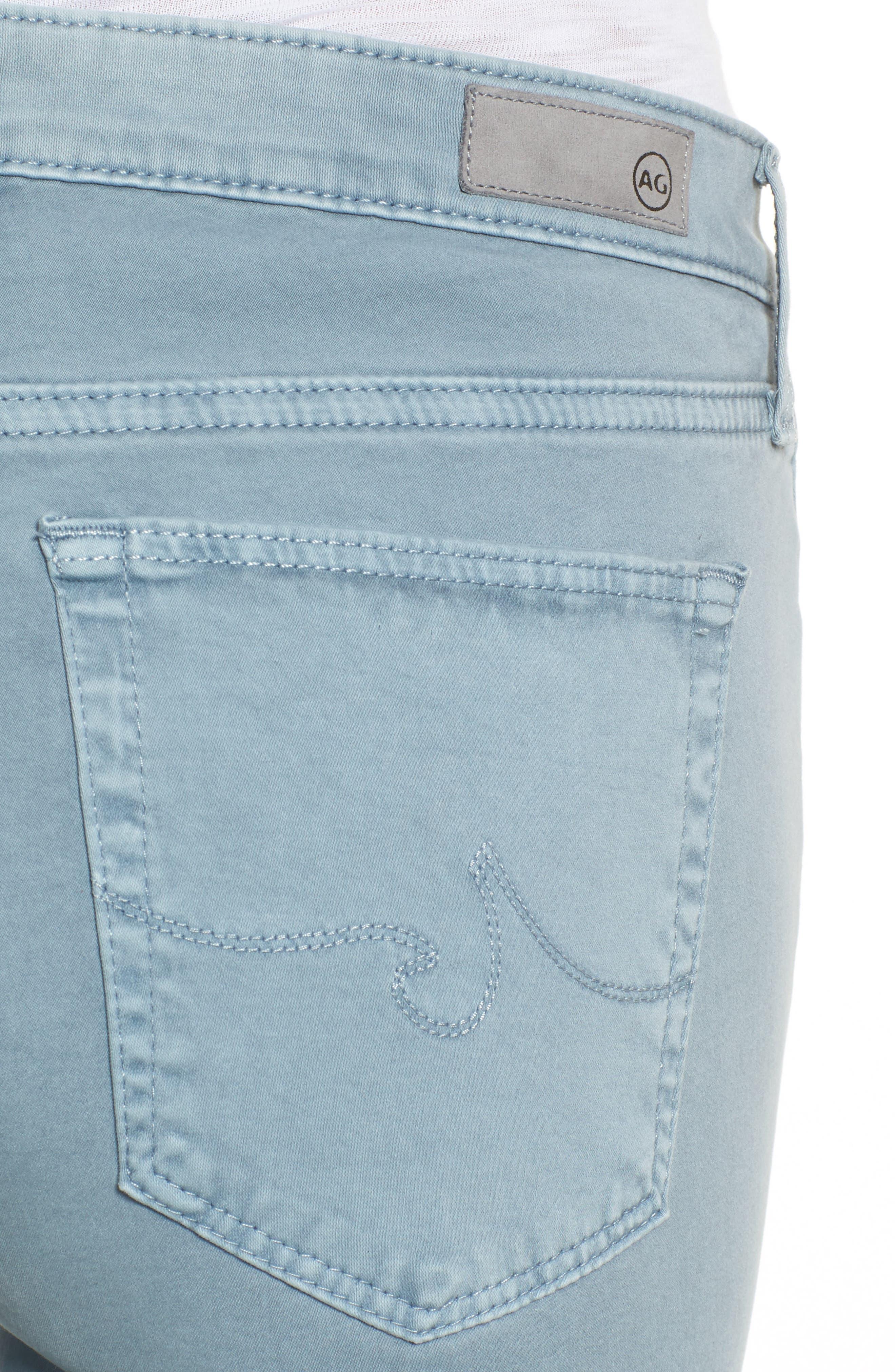 'The Prima' Cigarette Leg Skinny Jeans,                             Alternate thumbnail 87, color,