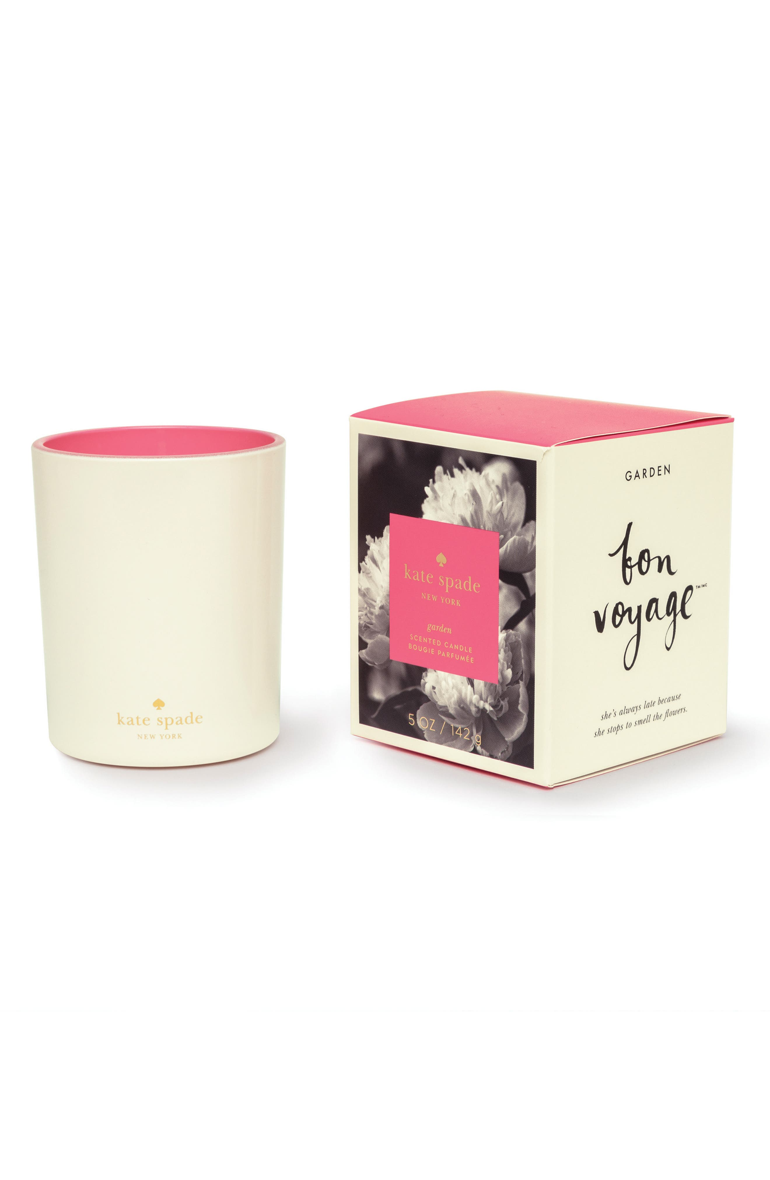 medium scented candle,                             Main thumbnail 3, color,