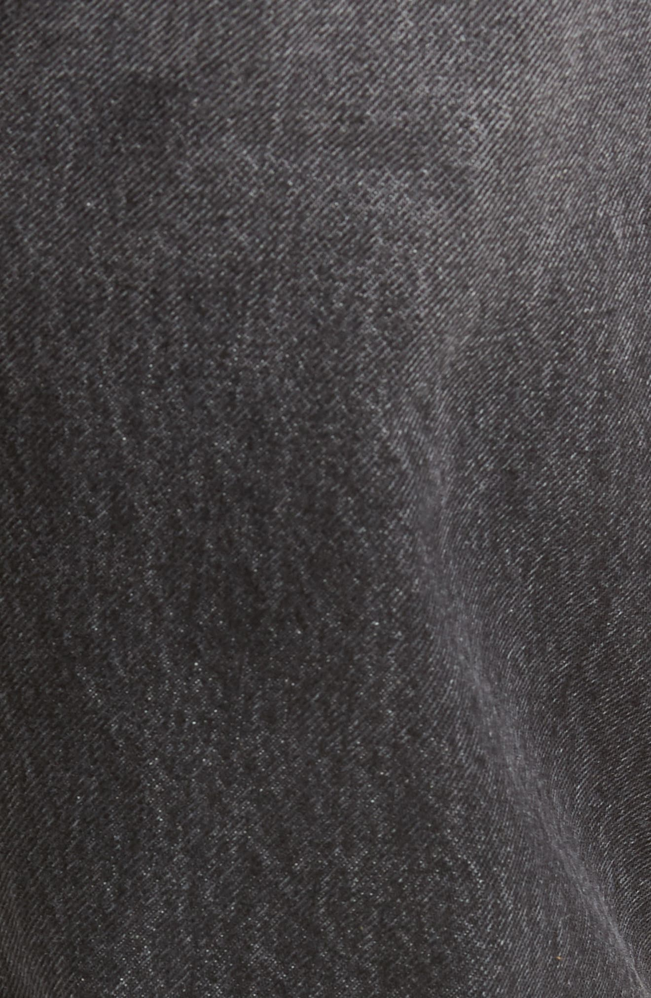 501<sup>®</sup> Original Straight Leg Jeans,                             Alternate thumbnail 5, color,                             MLK WARP STRETCH