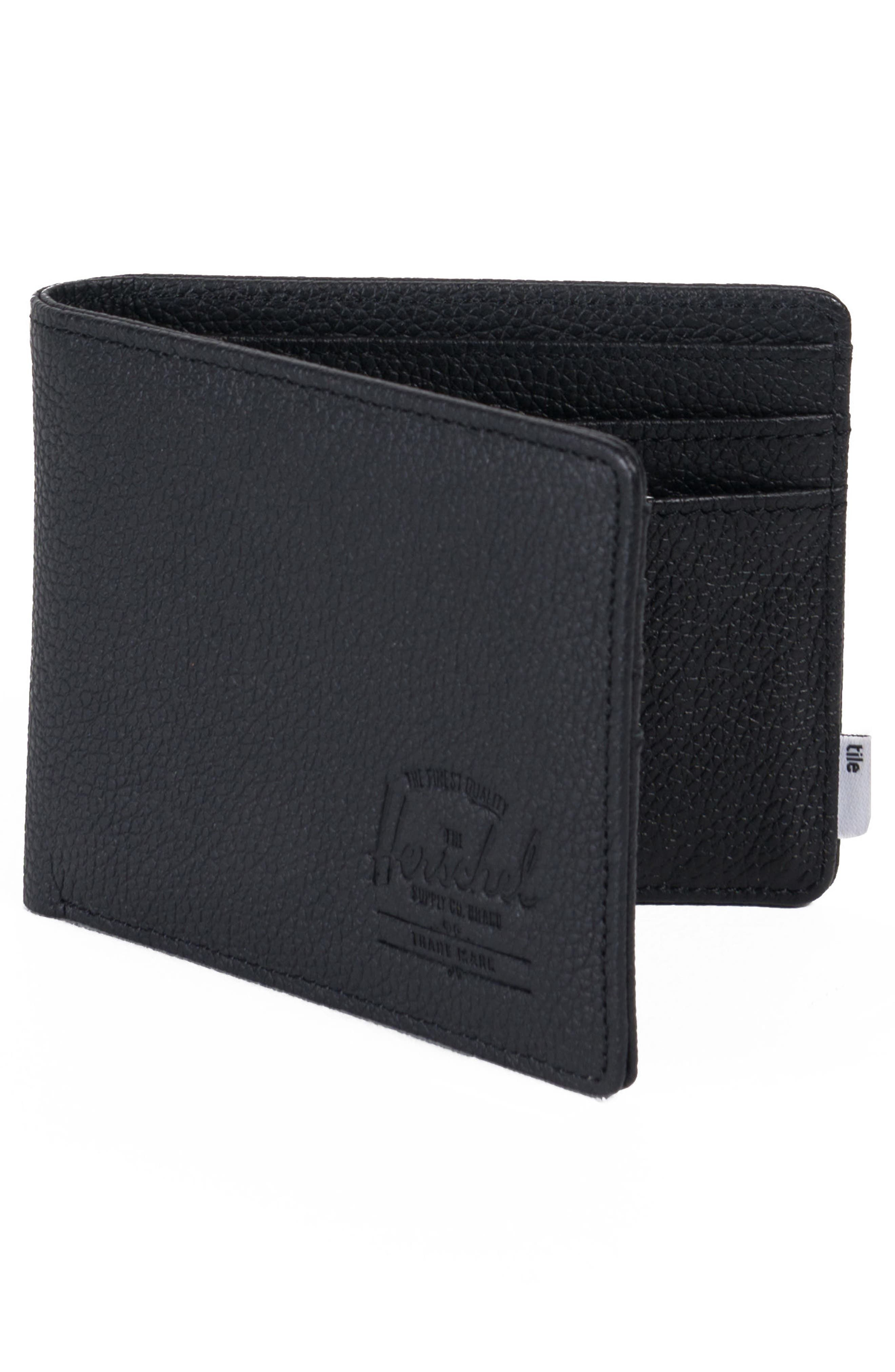 Tile Roy Leather Wallet,                             Alternate thumbnail 2, color,                             001
