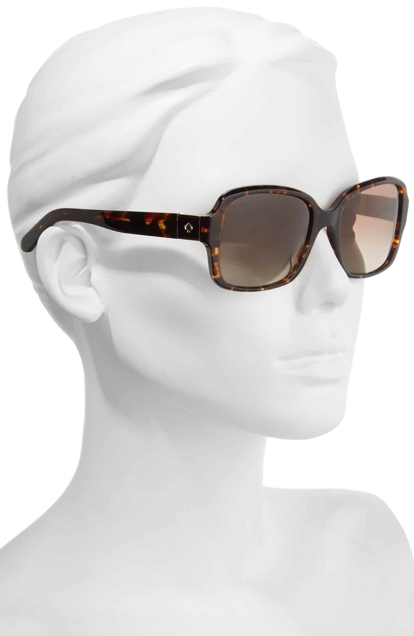 annor 54mm polarized sunglasses,                             Alternate thumbnail 11, color,