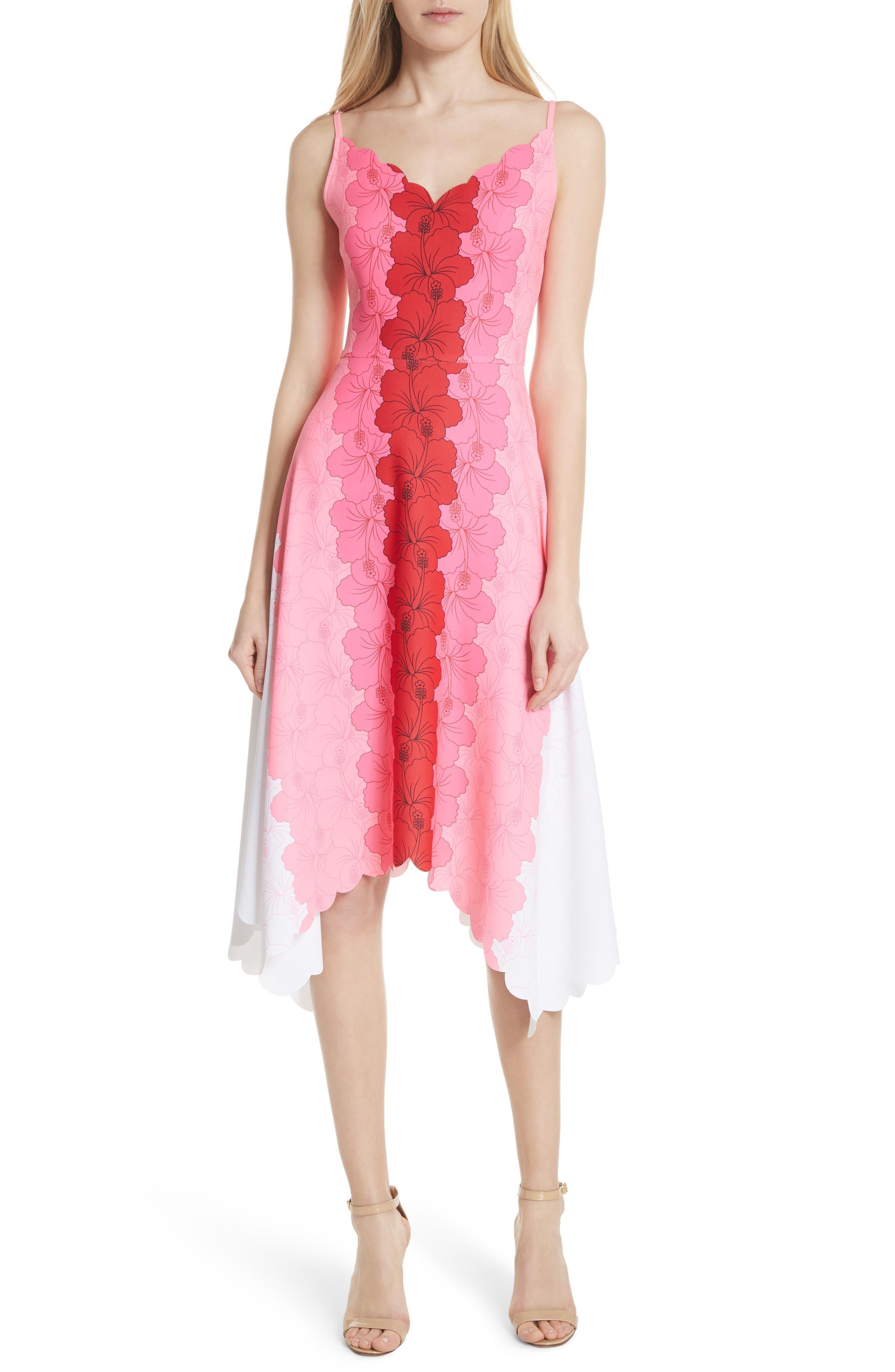 Ritsa Happiness Dress,                             Main thumbnail 1, color,                             671