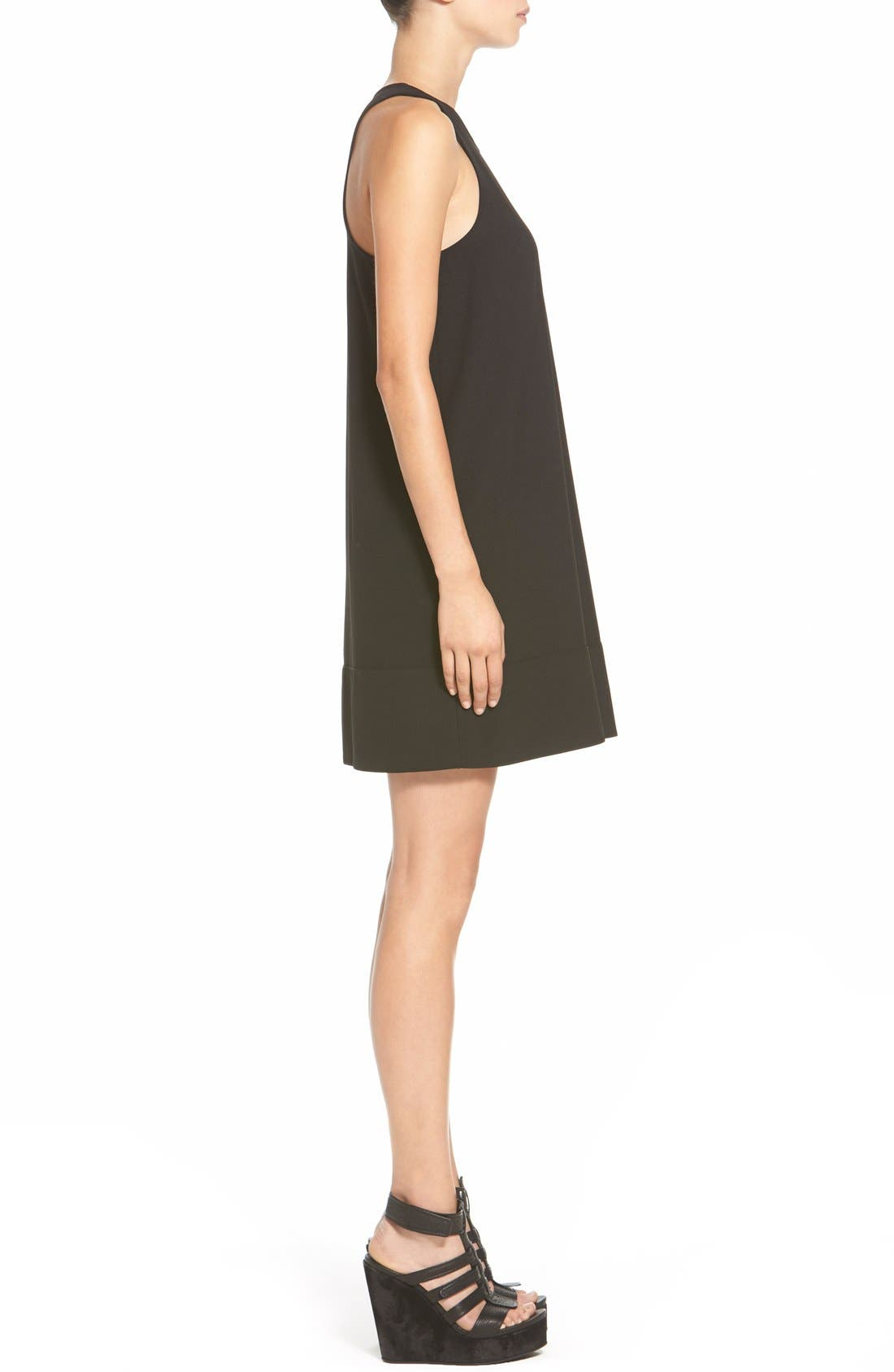 Racerback Shift Dress,                             Alternate thumbnail 174, color,