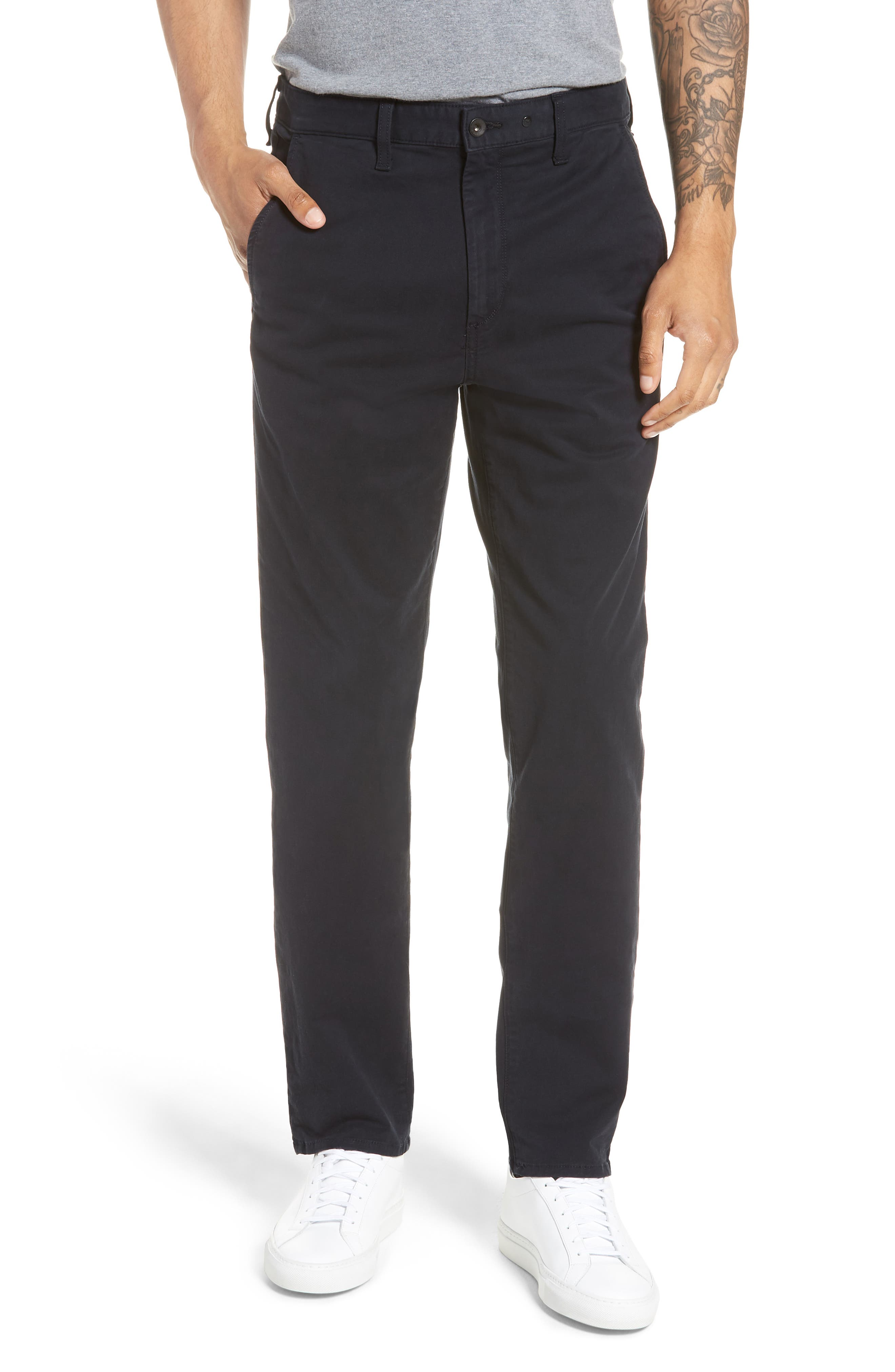 Fit 3 Classic Chino,                             Main thumbnail 1, color,                             NAVY