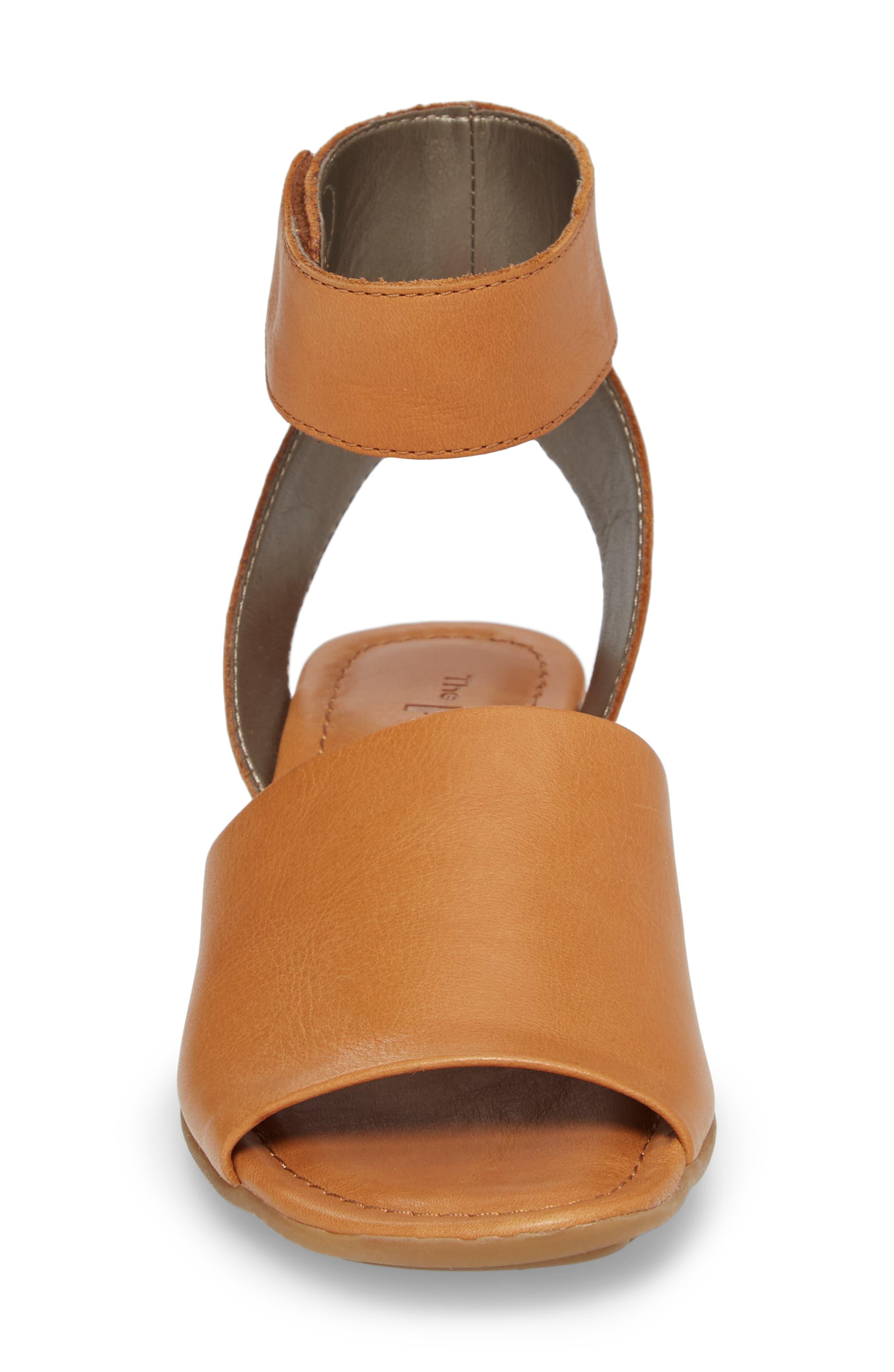 'Beglad' Leather Ankle Strap Sandal,                             Alternate thumbnail 51, color,
