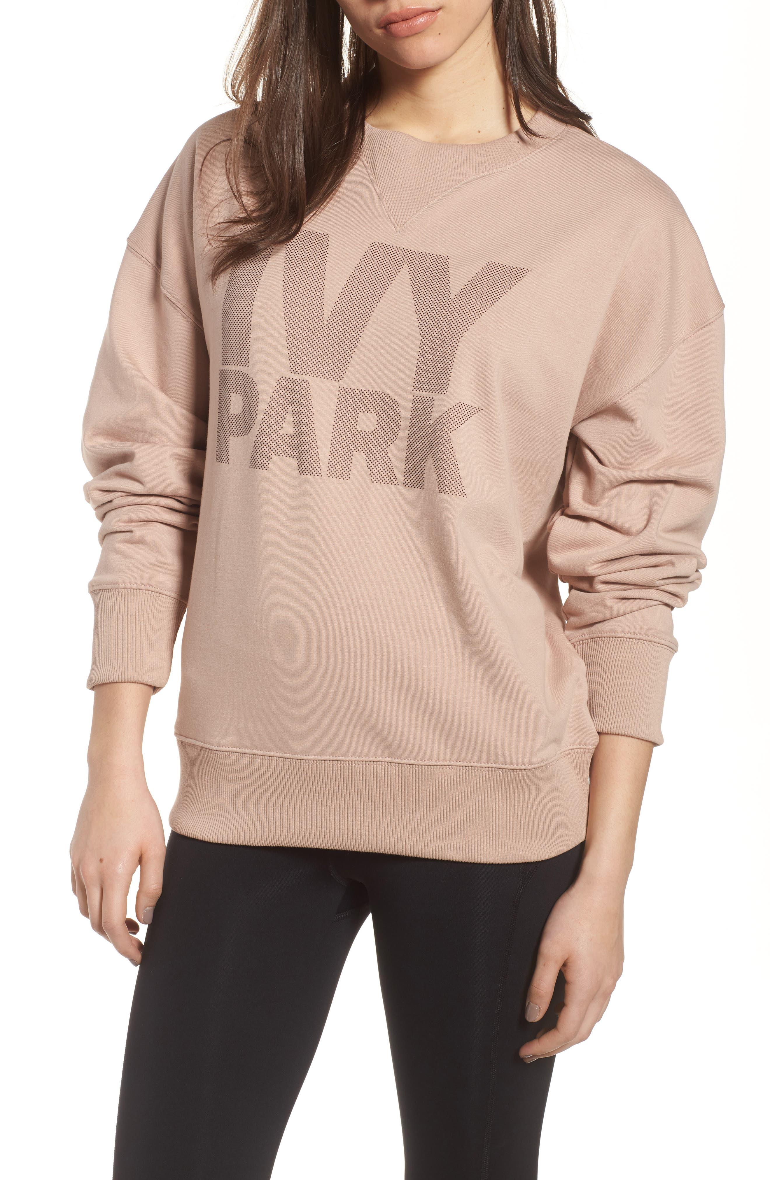 Dot Logo Sweatshirt,                         Main,                         color, 021