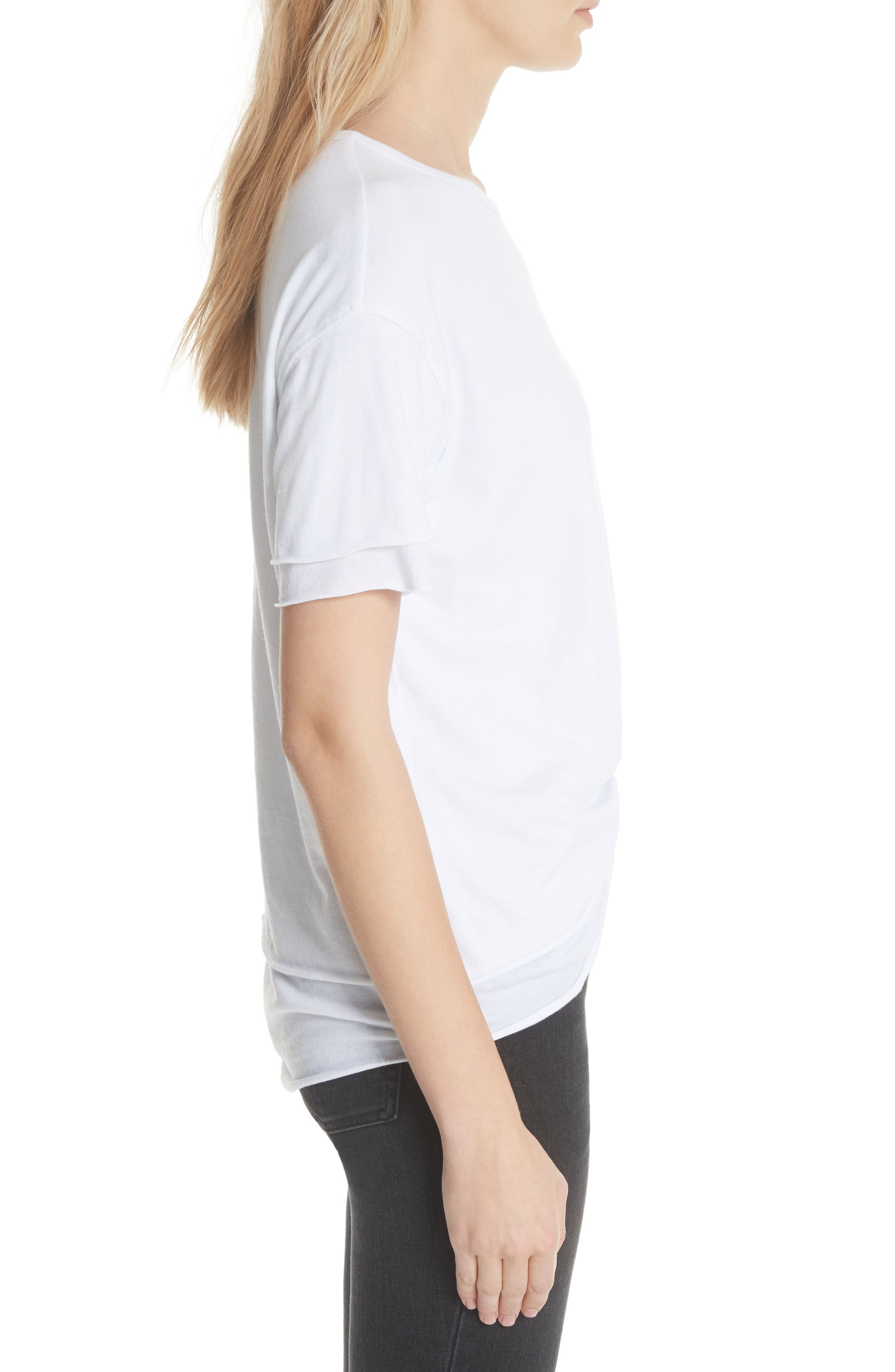 We the Free by Free People Cloud Nine Tee,                             Alternate thumbnail 14, color,