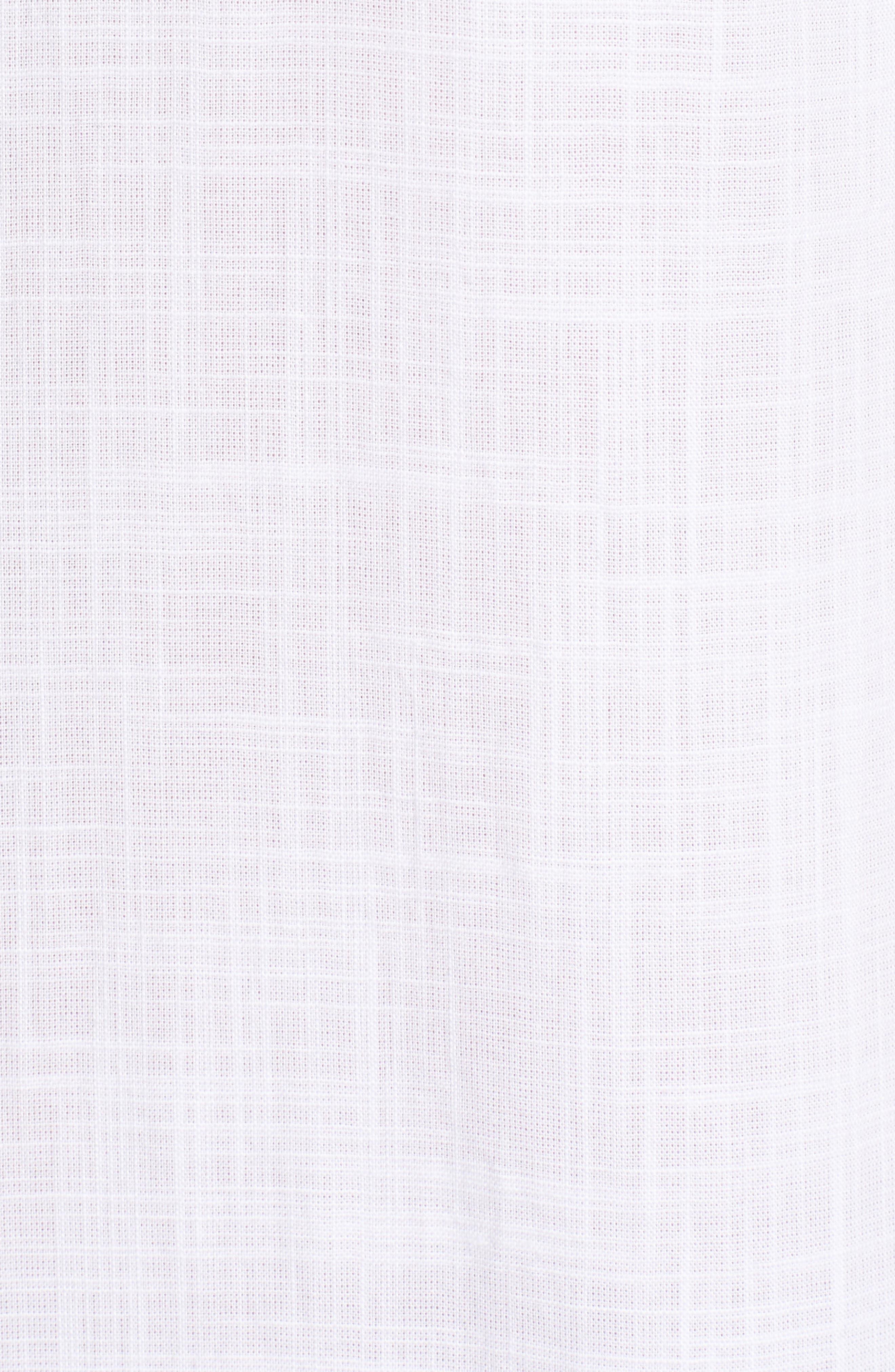 Brodie Regular Fit Sport Shirt,                             Alternate thumbnail 5, color,                             100