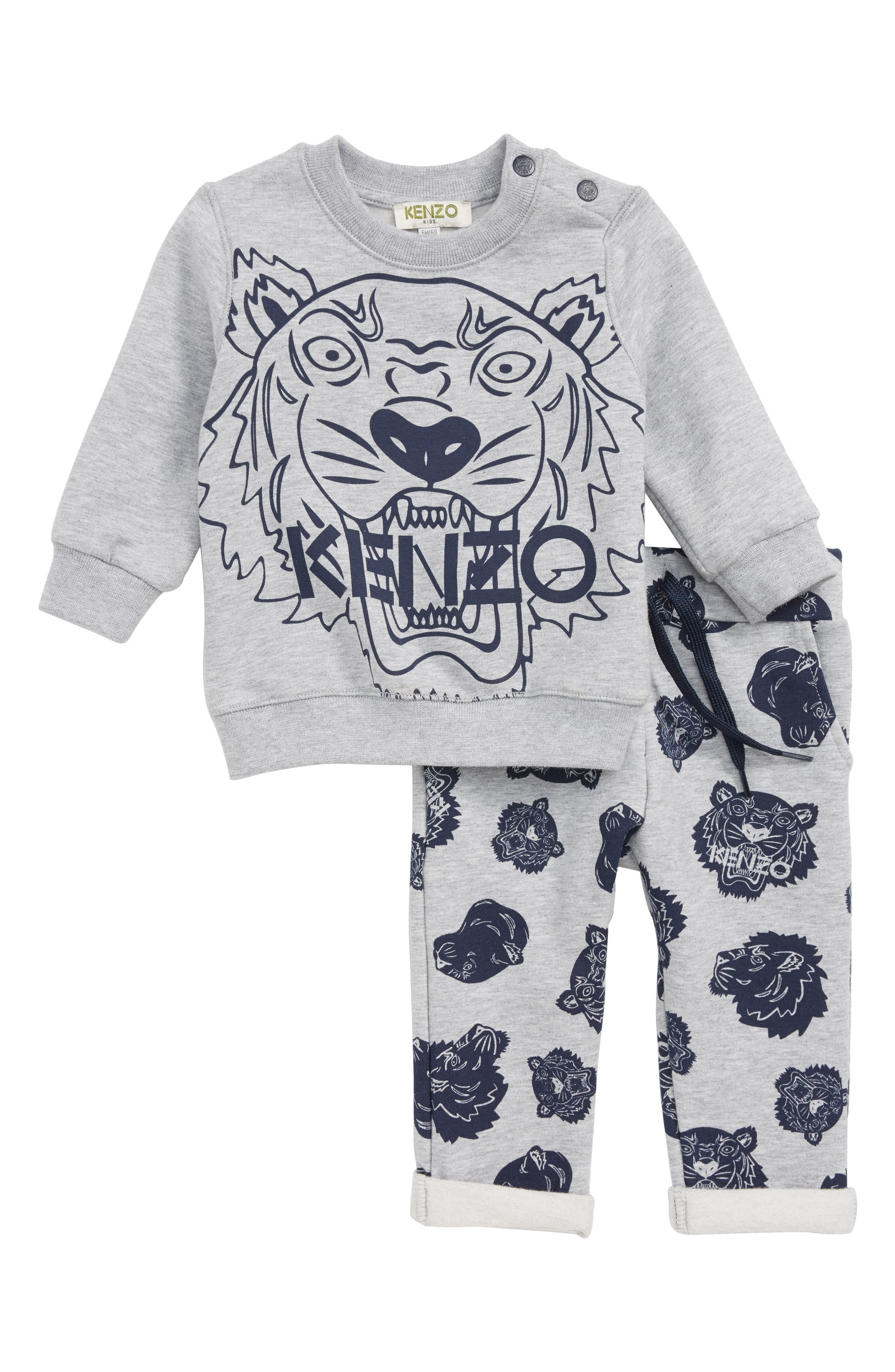 Fantastic Sweatshirt & Sweatpants Set,                             Main thumbnail 1, color,                             074