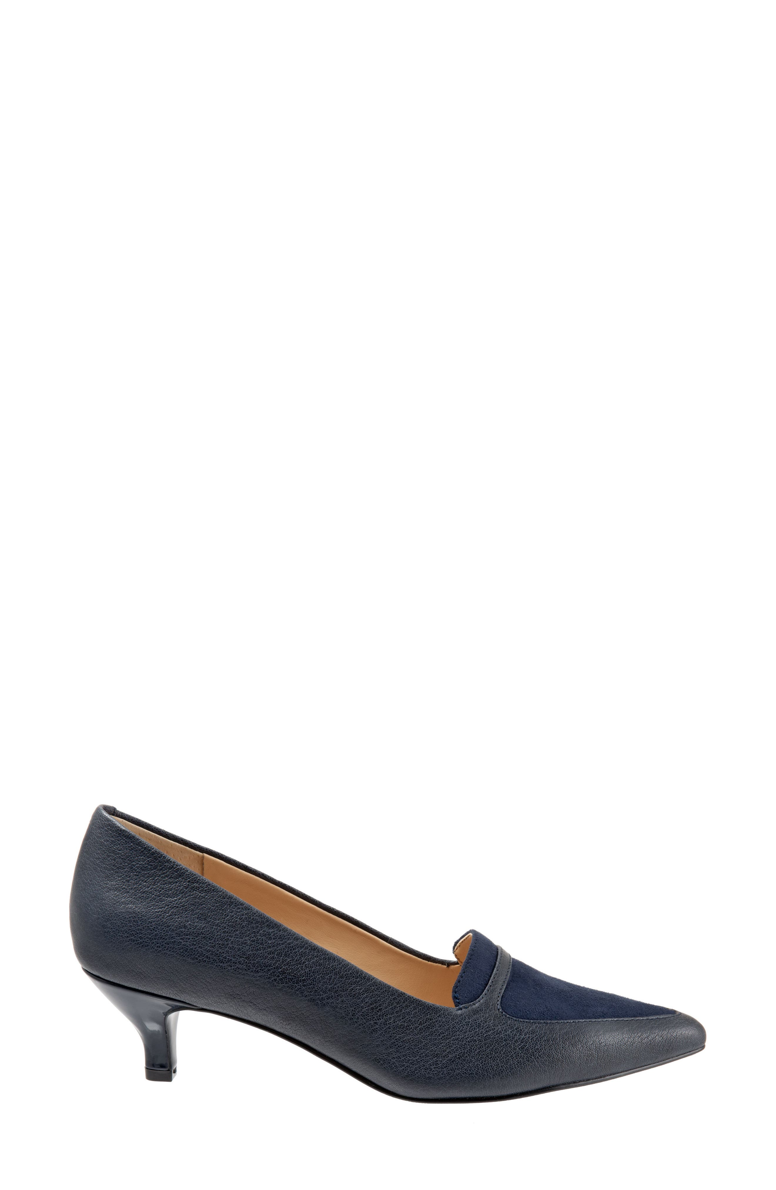 'Piper' Pointy Toe Pump,                             Alternate thumbnail 19, color,