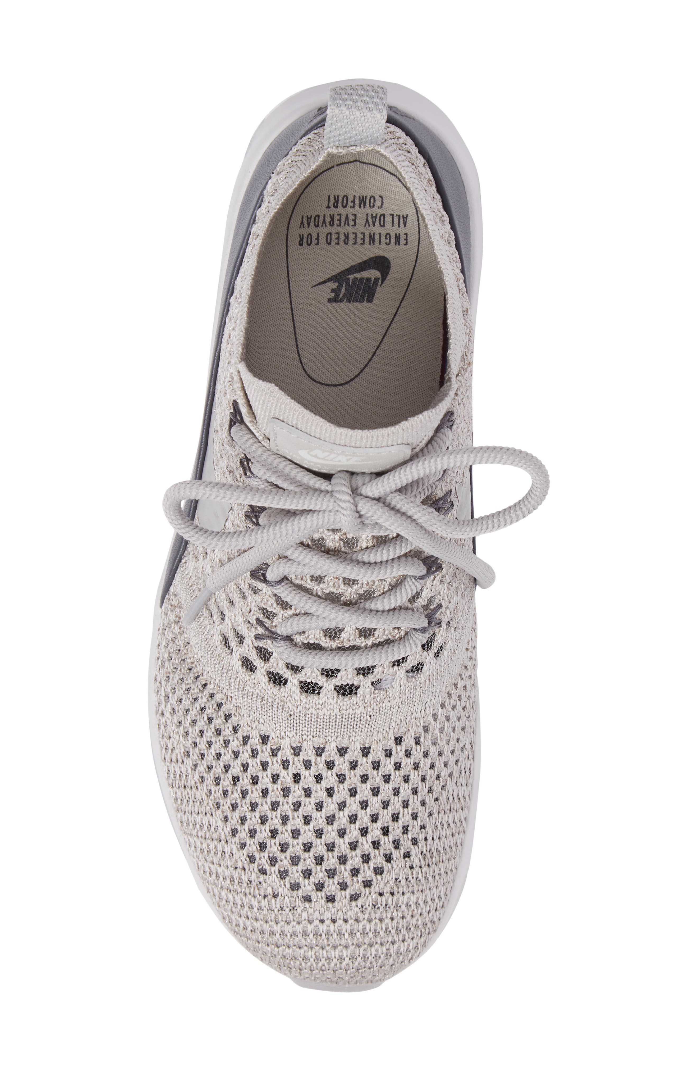 Air Max Thea Ultra Flyknit Sneaker,                             Alternate thumbnail 55, color,