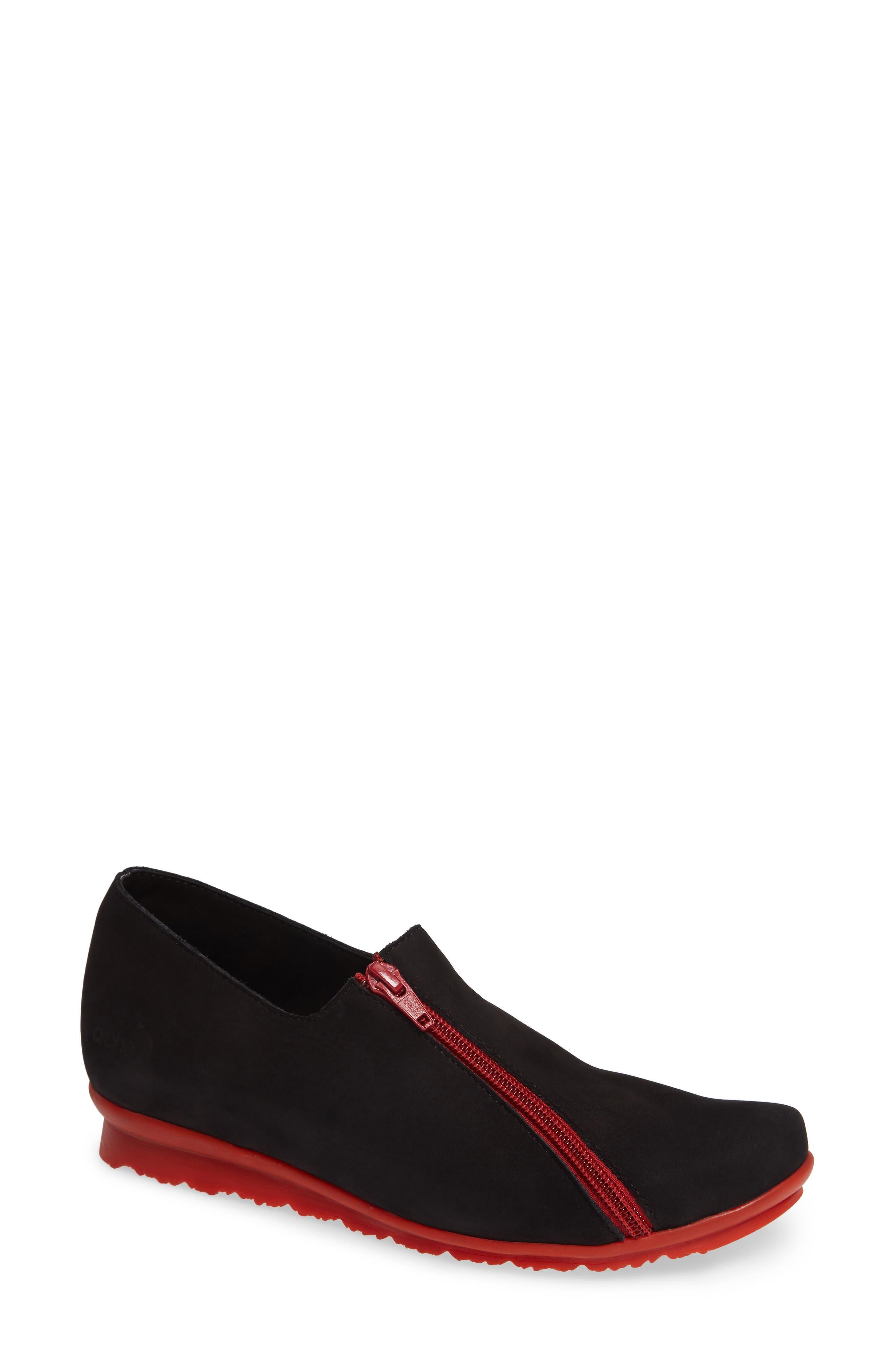 Arche Barway Sport Loafer, Black