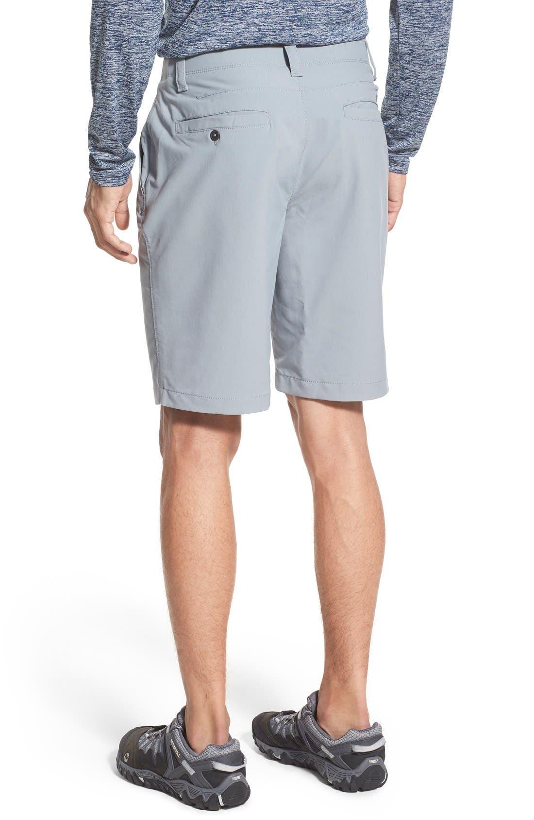 'Matchplay' Moisture Wicking Golf Shorts,                             Alternate thumbnail 4, color,                             035
