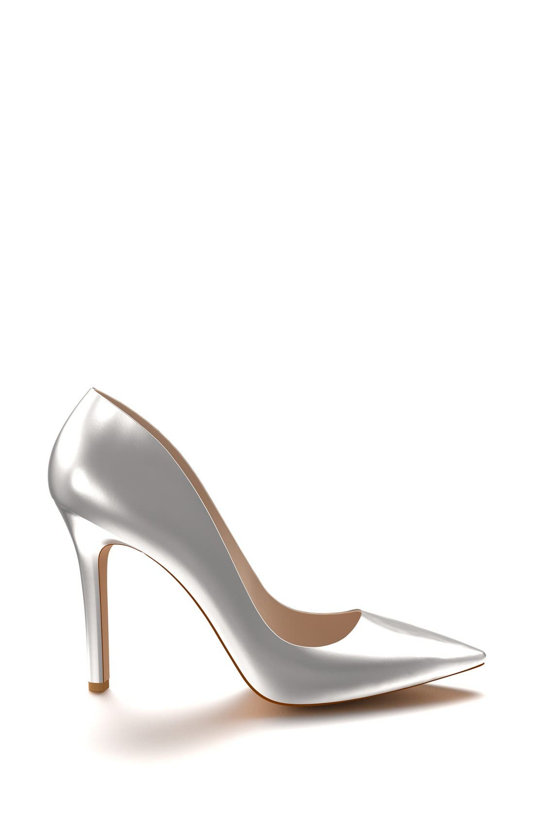 Pointy Toe Pump,                             Alternate thumbnail 24, color,