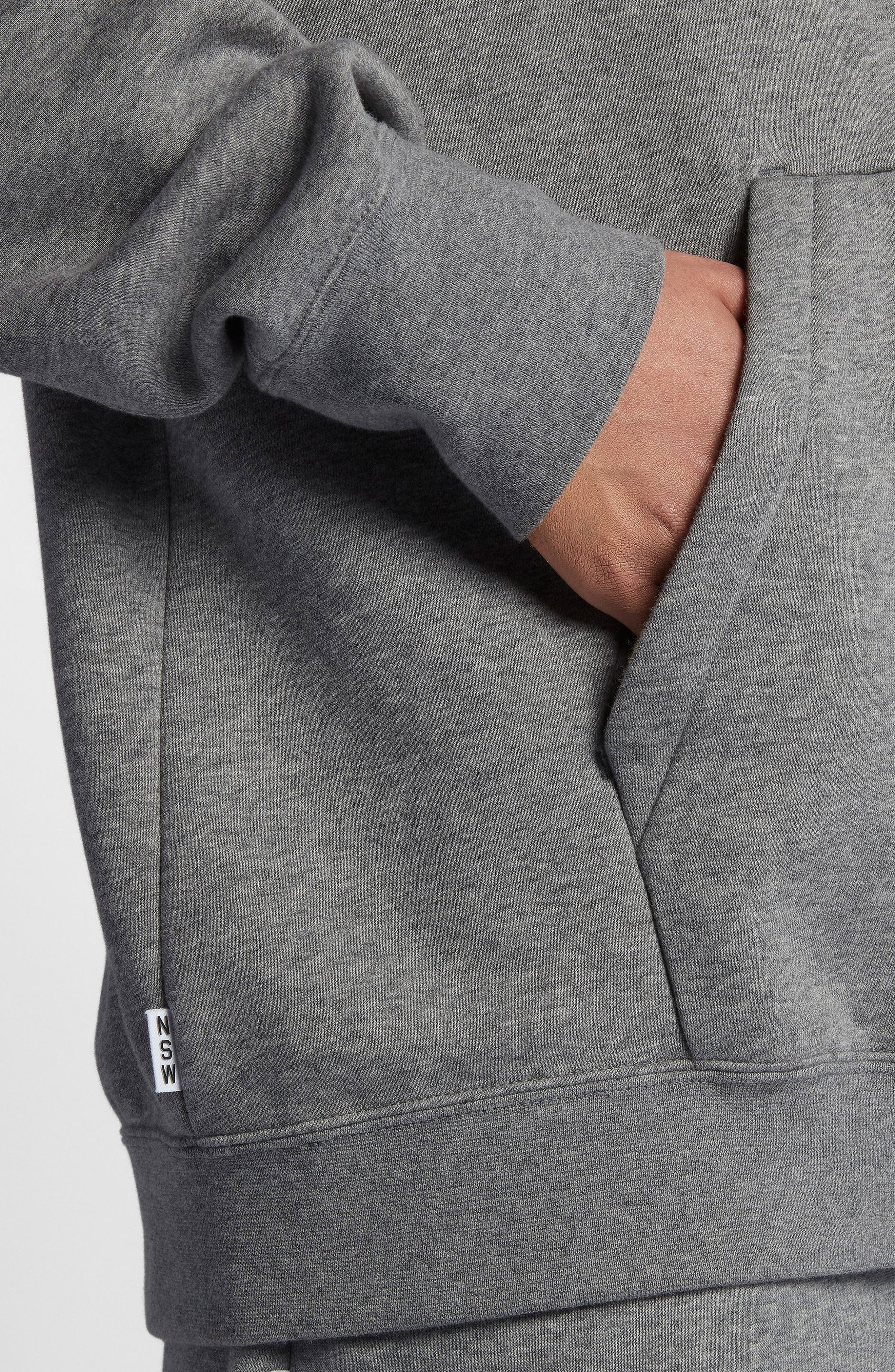 NSW Hoodie,                             Alternate thumbnail 4, color,                             CARBON HEATHER