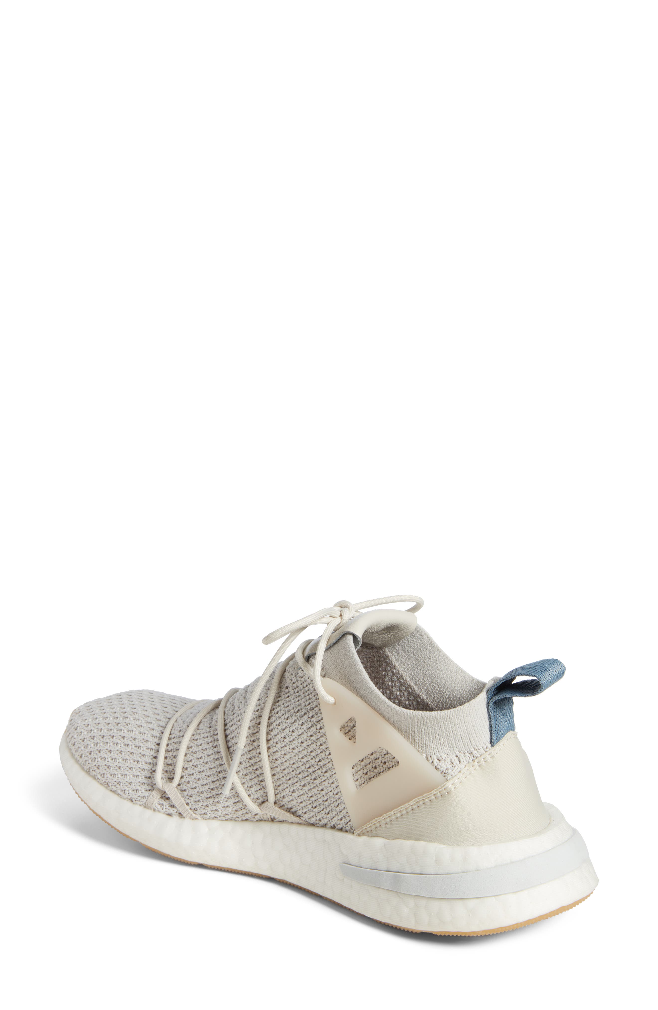 Arkyn Primeknit Sneaker,                             Alternate thumbnail 2, color,                             TALC/ TALC/ LINEN